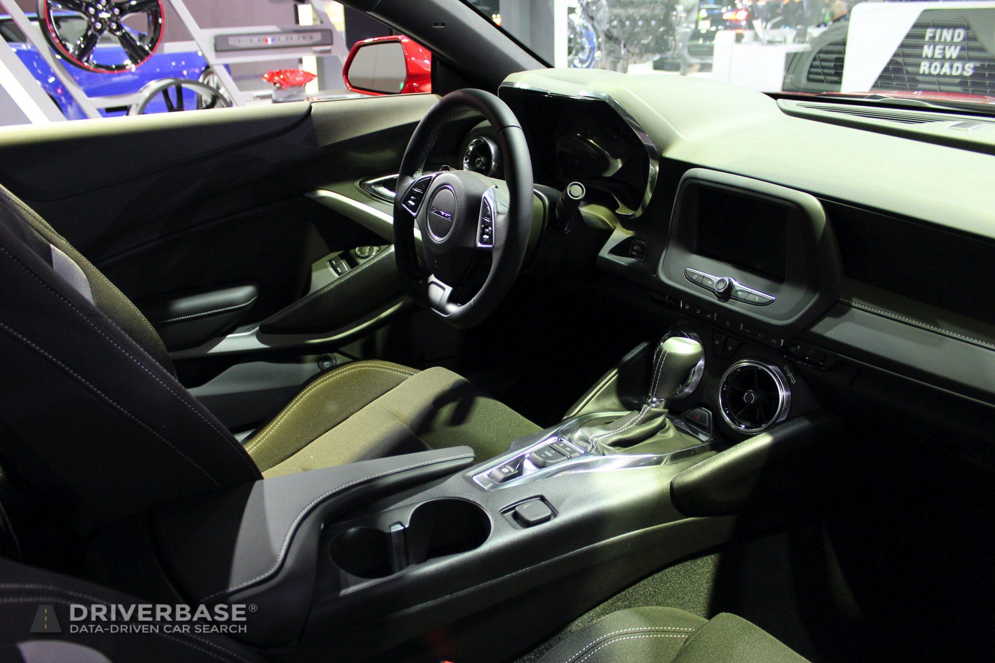 2020 Chevrolet Camaro LT1 at the 2019 Los Angeles Auto Show
