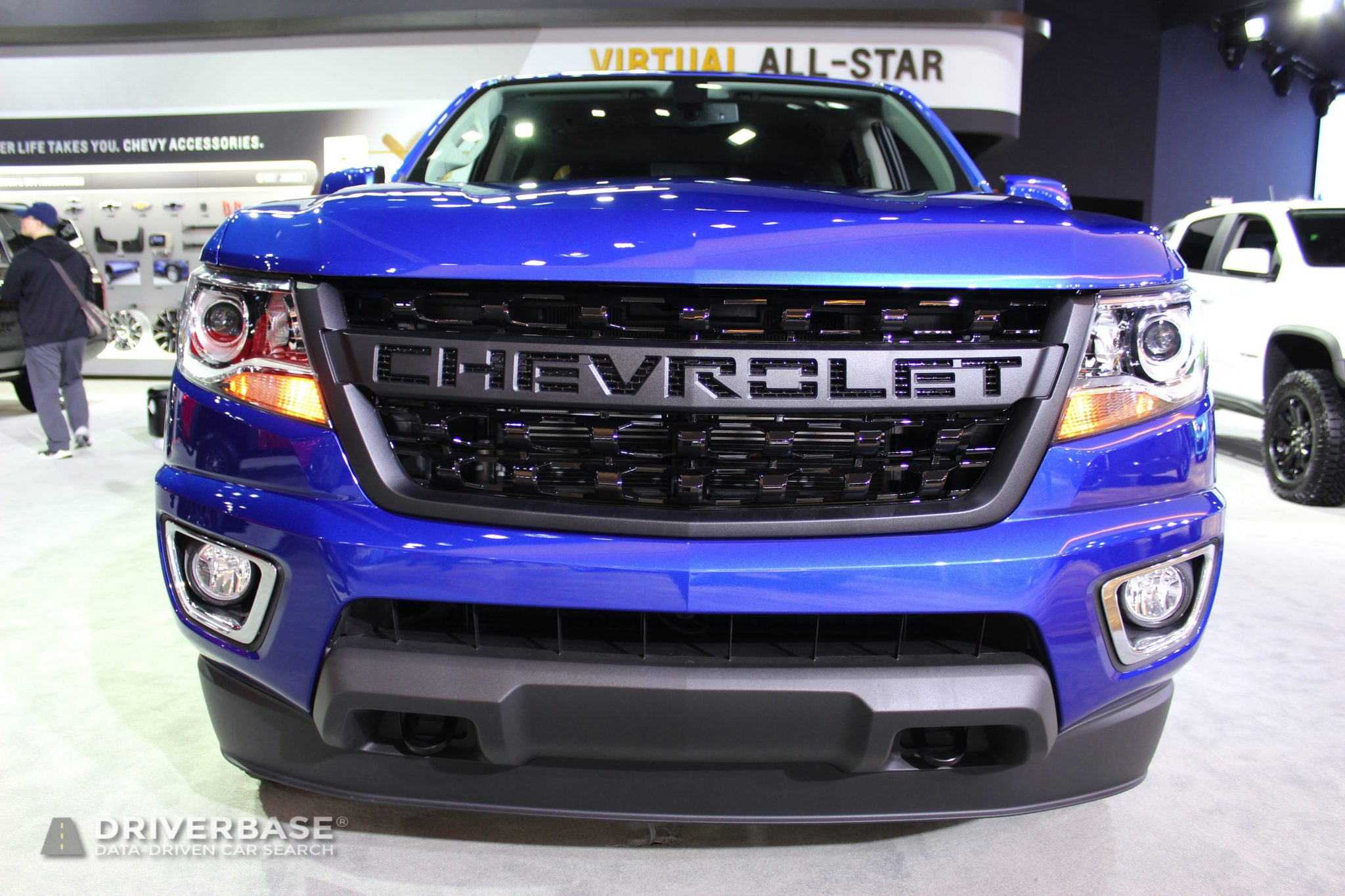 2020 Chevrolet Colorado Z71 at the 2019 Los Angeles Auto Show