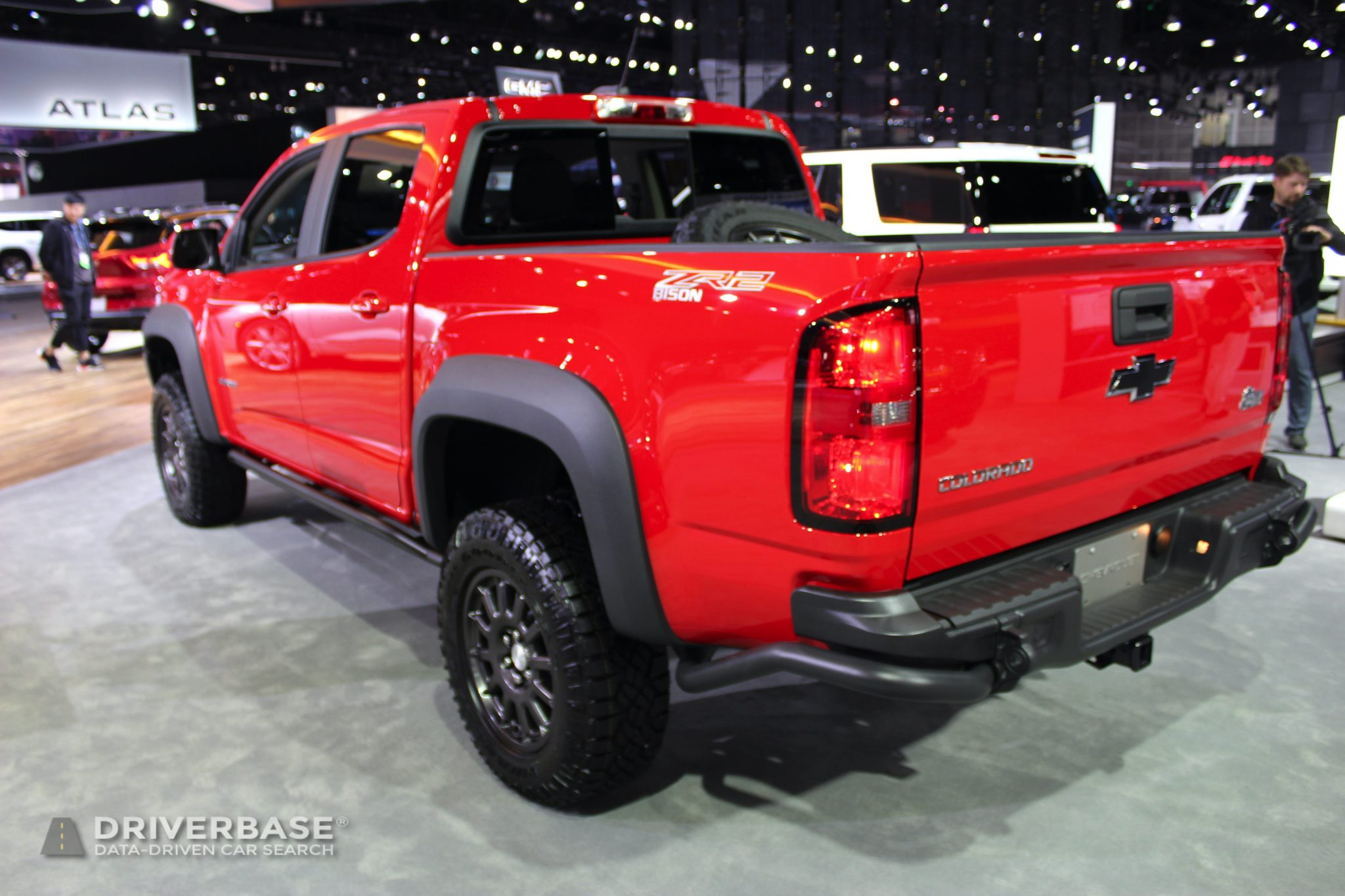 2020 Chevrolet Colorado ZR2 Bison at the 2019 Los Angeles Auto Show
