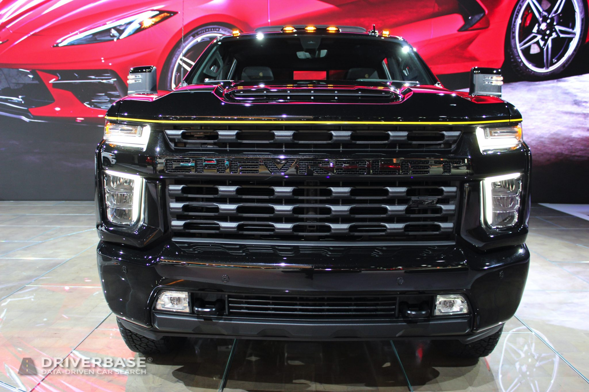 2020 Chevrolet Silverado Z71 at the 2019 Los Angeles Auto Show