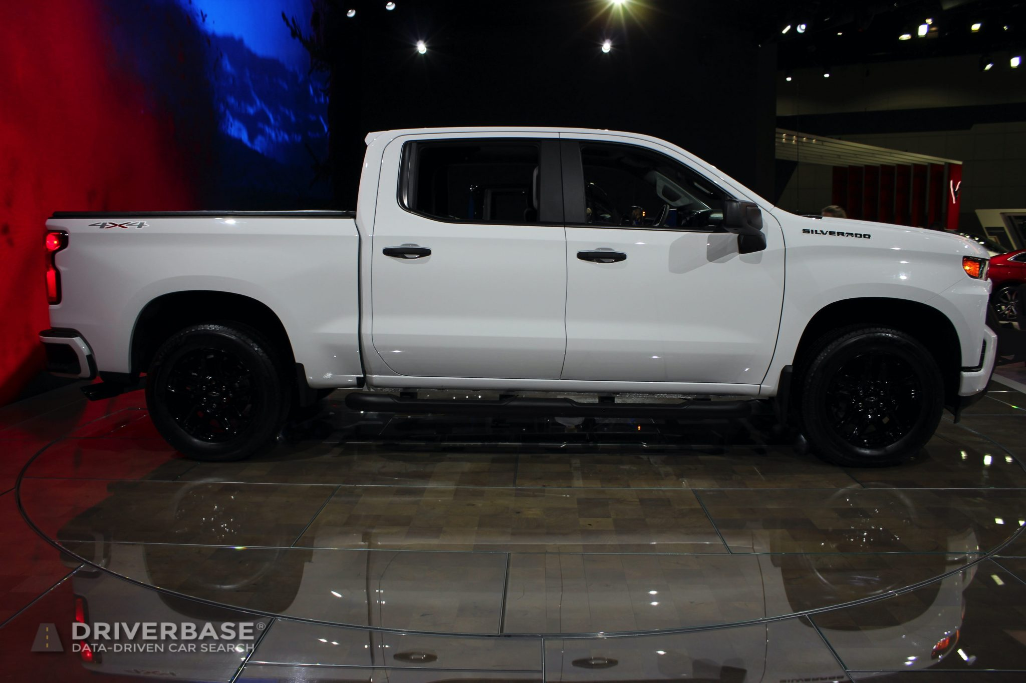 2020 Chevrolet Silverado at the 2019 Los Angeles Auto Show
