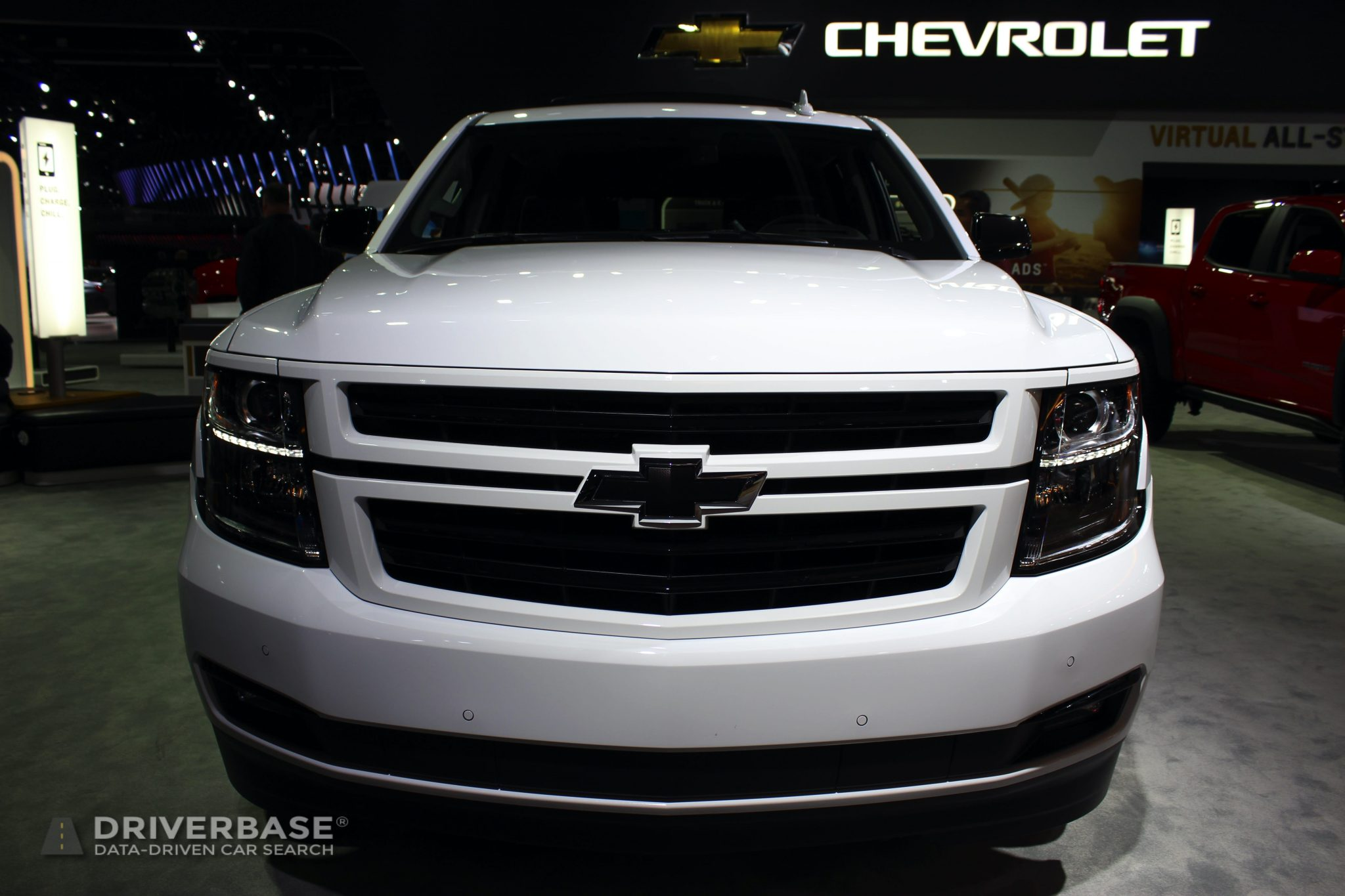 2020 Chevrolet Tahoe RST at the 2019 Los Angeles Auto Show