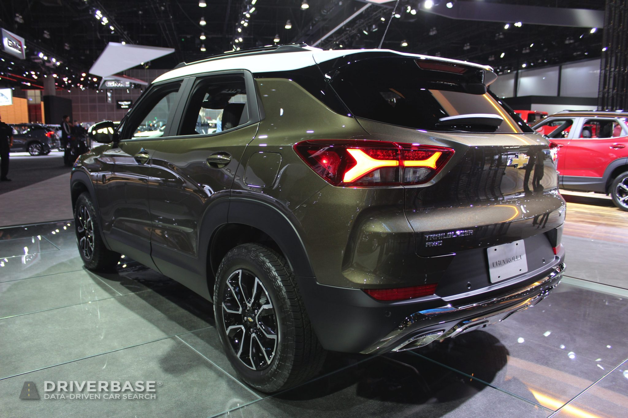 2020 Chevrolet Trailblazer at the 2019 Los Angeles Auto Show