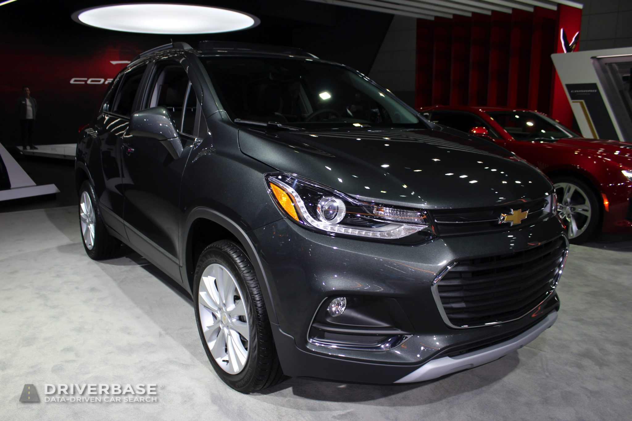 2020 Chevrolet Trax Premier at the 2019 Los Angeles Auto Show