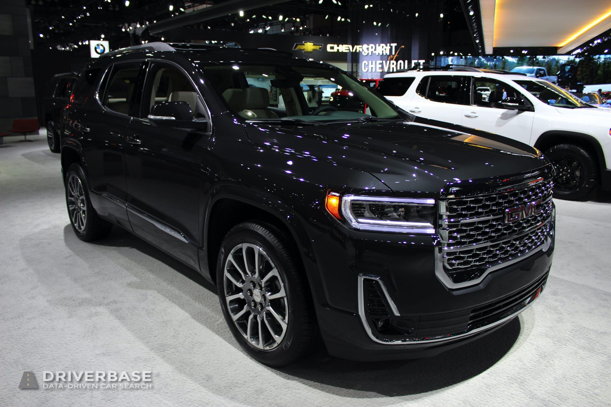 2020 GMC Acadia at the 2019 Los Angeles Auto Show