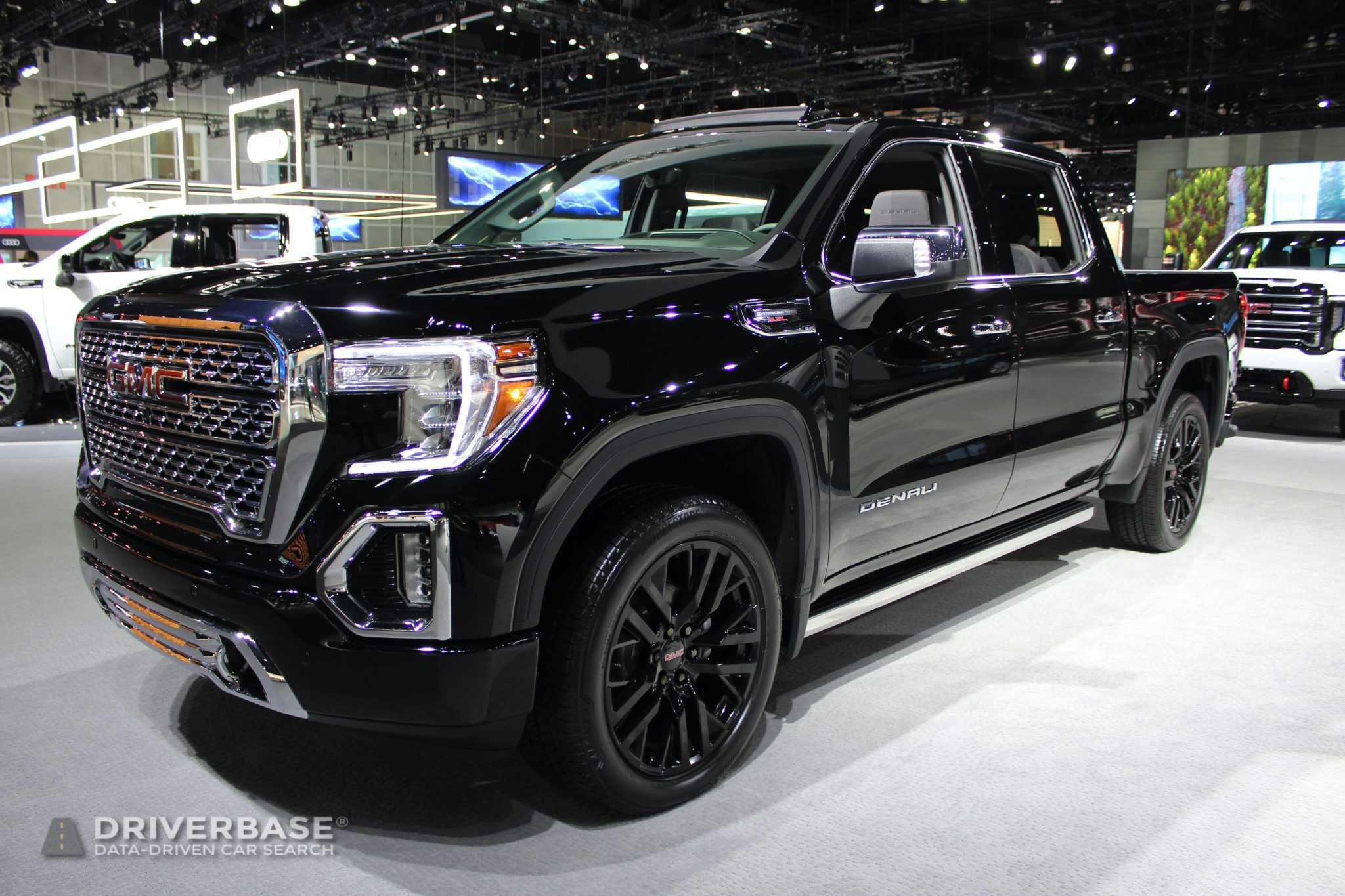 2020 GMC Sierra 1500 Denali at the 2019 Los Angeles Auto ...