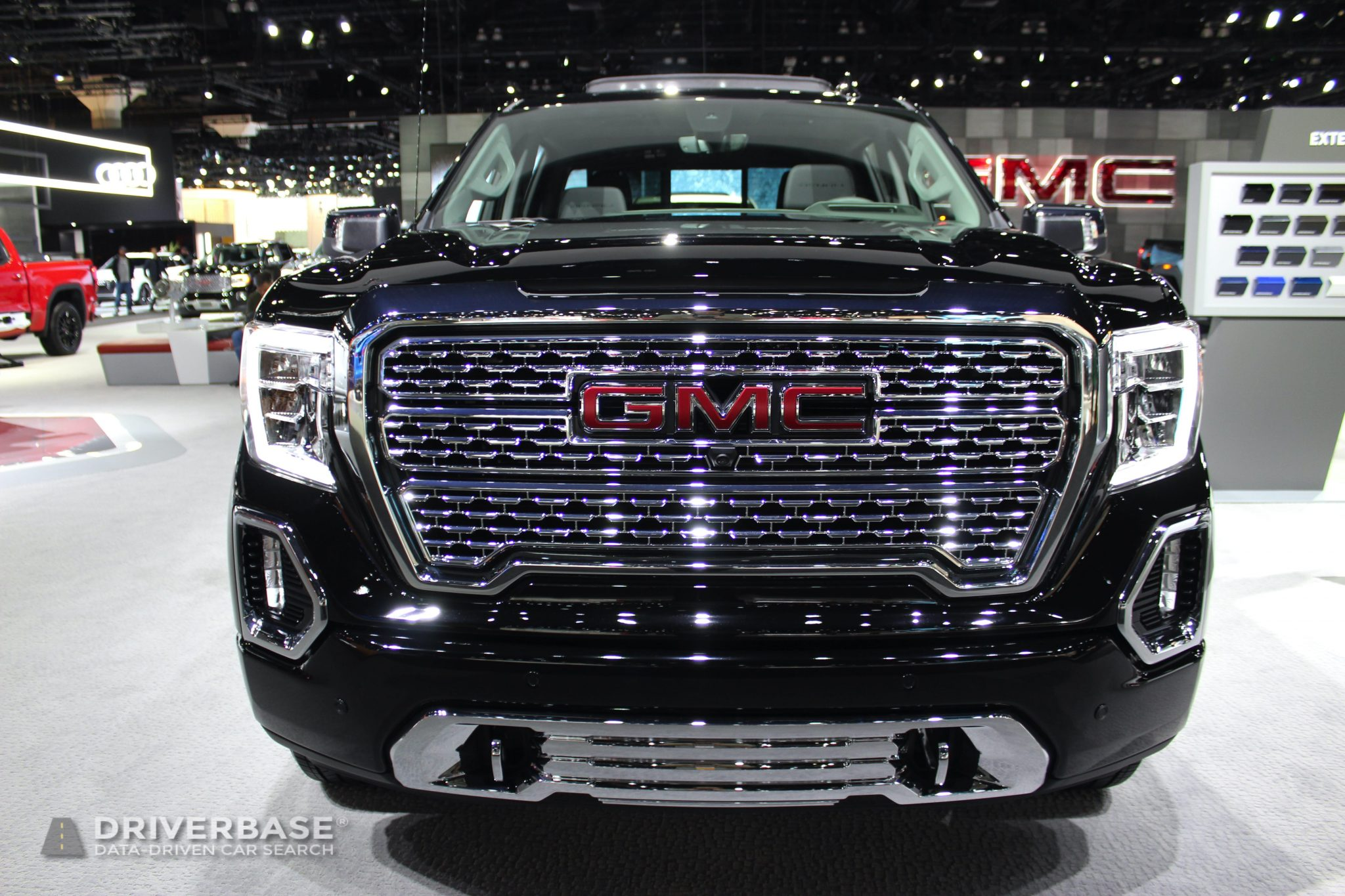 2020 GMC Sierra 1500 Denali at the 2019 Los Angeles Auto Show