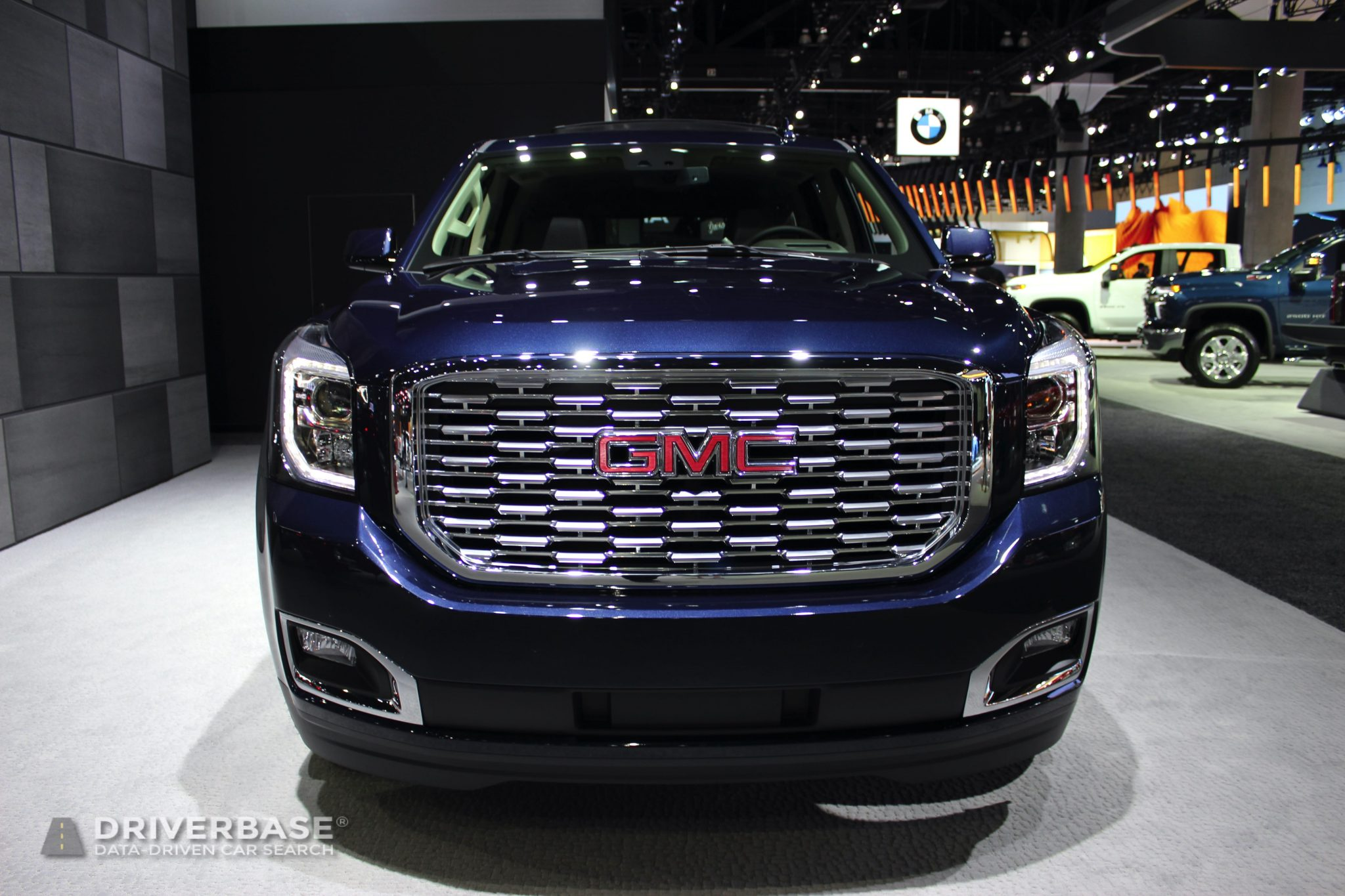 2020 GMC Yukon XL Denali at the 2019 Los Angeles Auto Show