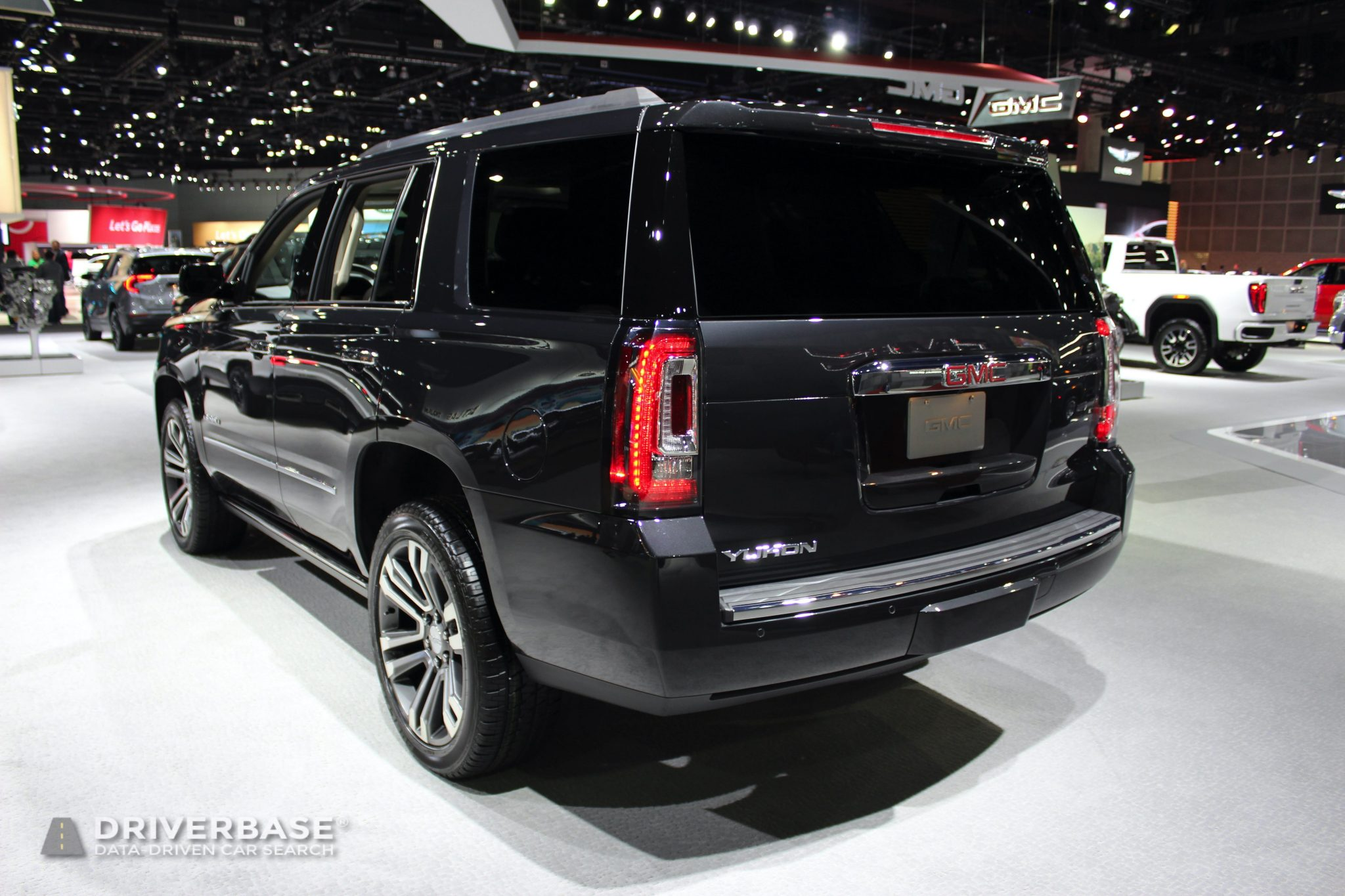 2020 GMC Yukon at the 2019 Los Angeles Auto Show