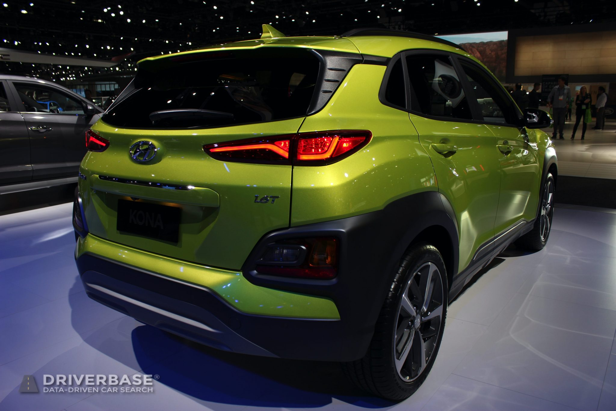 2020 Hyundai Kona at the 2019 Los Angeles Auto Show