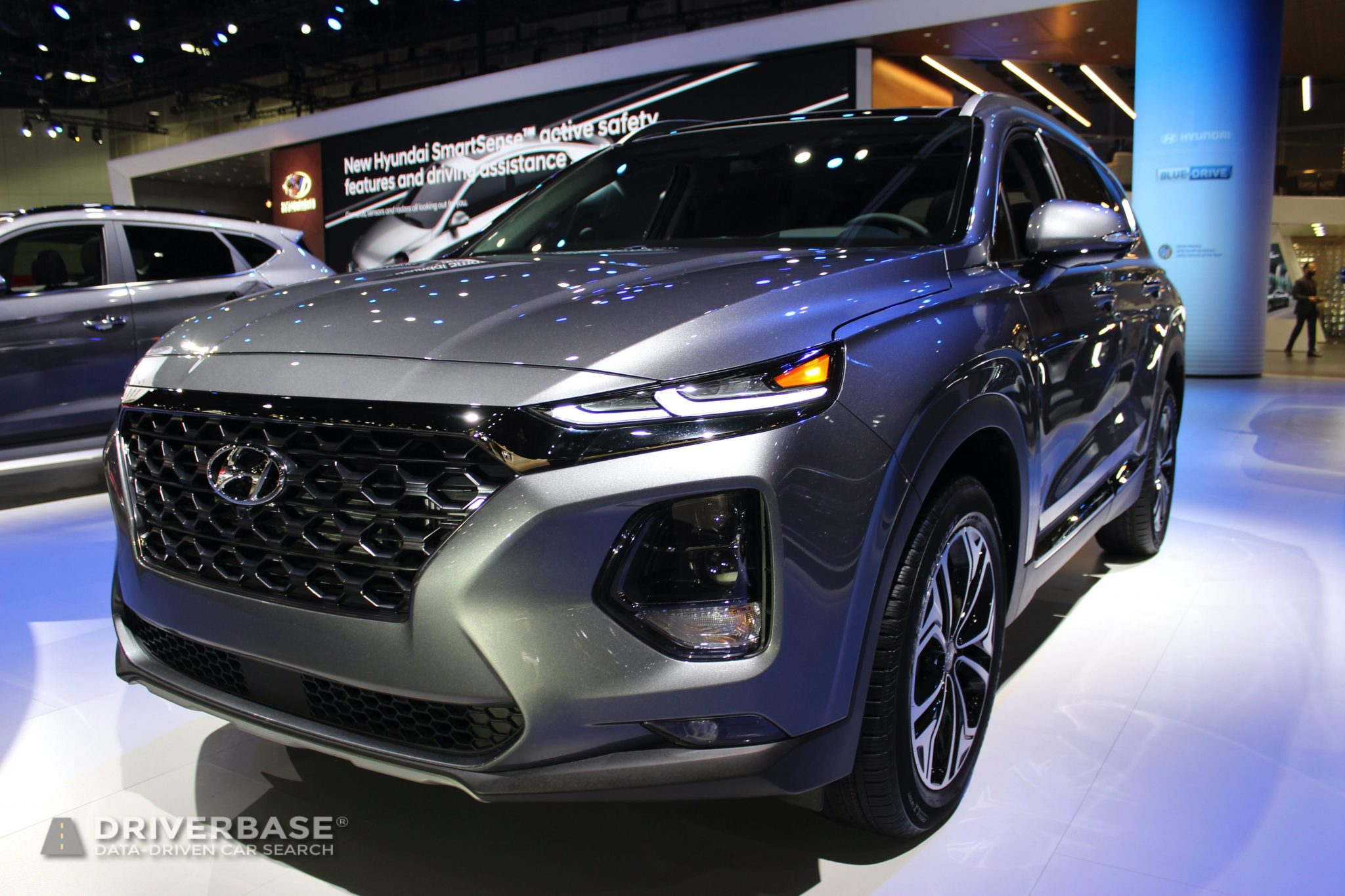 2020 Hyundai Santa Fe at the 2019 Los Angeles Auto Show