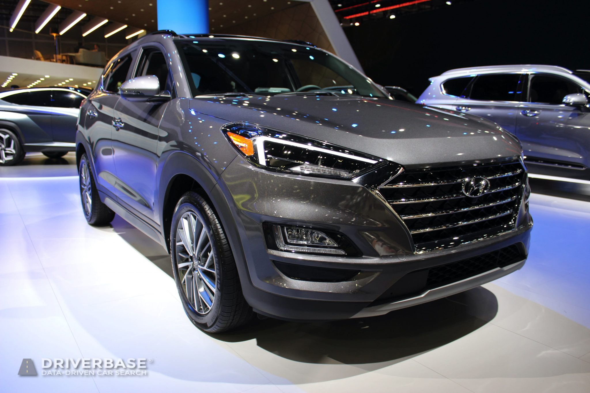 2020 Hyundai Tucson at the 2019 Los Angeles Auto Show