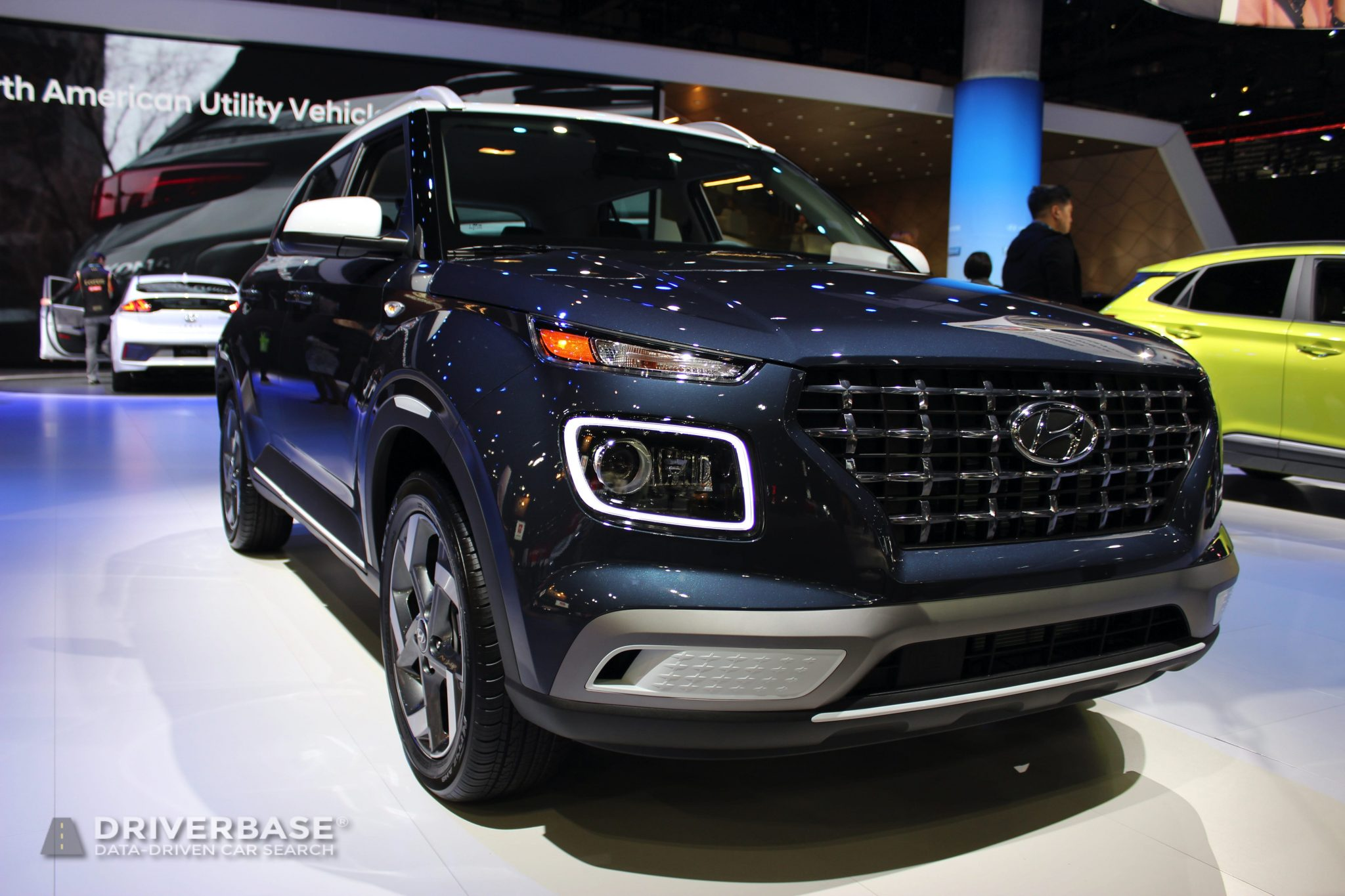 2020 Hyundai Venue at the 2019 Los Angeles Auto Show
