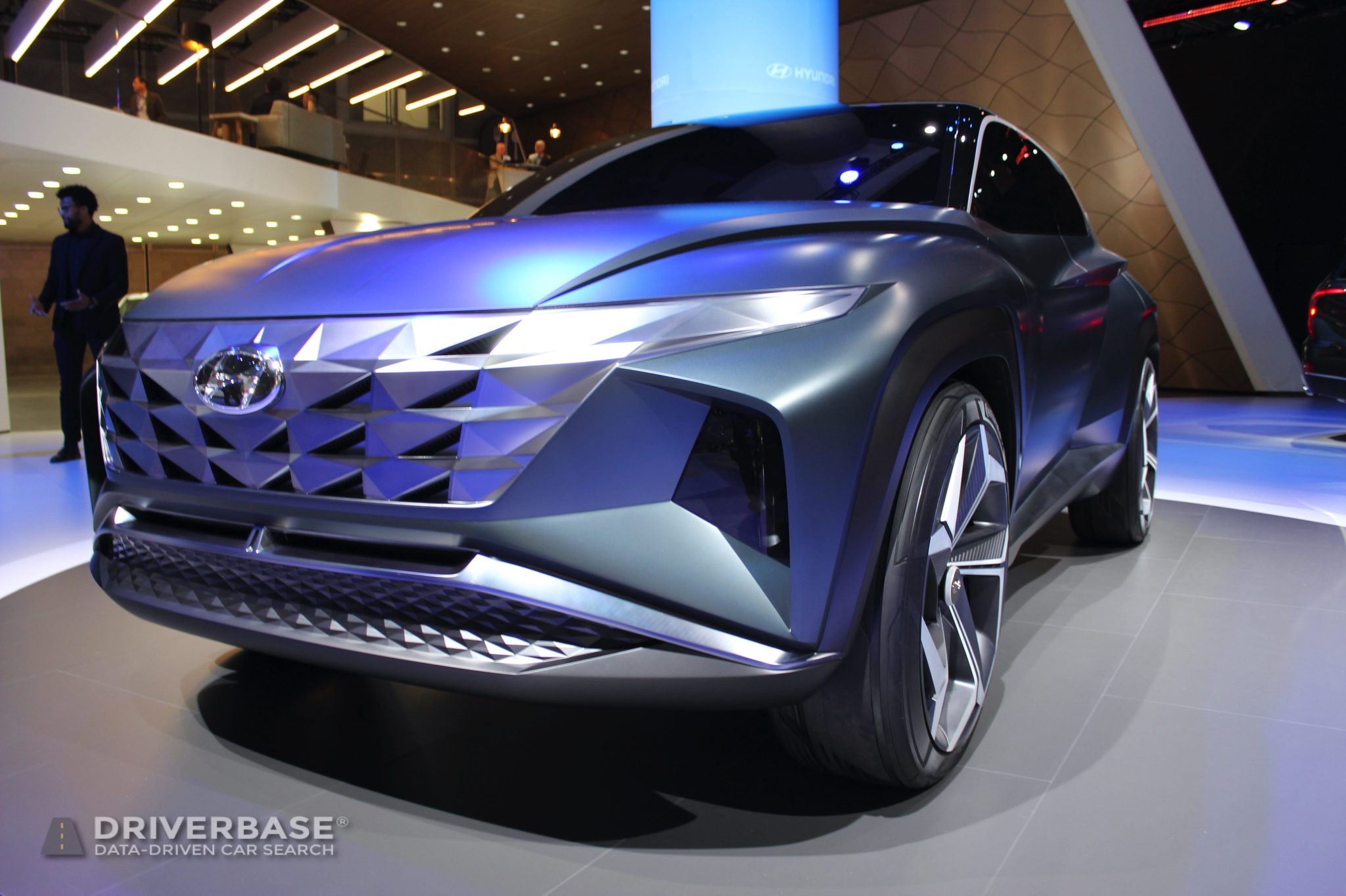 Hyundai Vision T Concept at the 2019 Los Angeles Auto Show