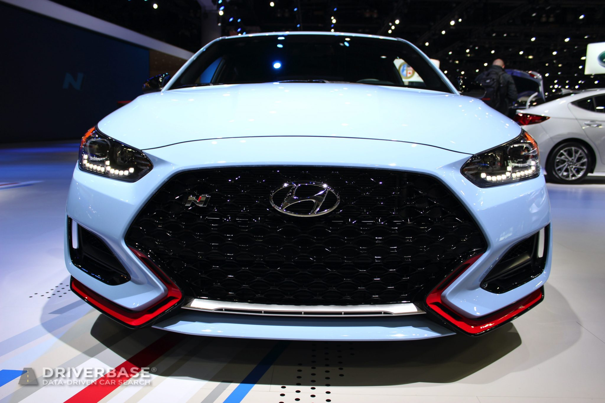 2020 Hyundai Veloster N at the 2019 Los Angeles Auto Show