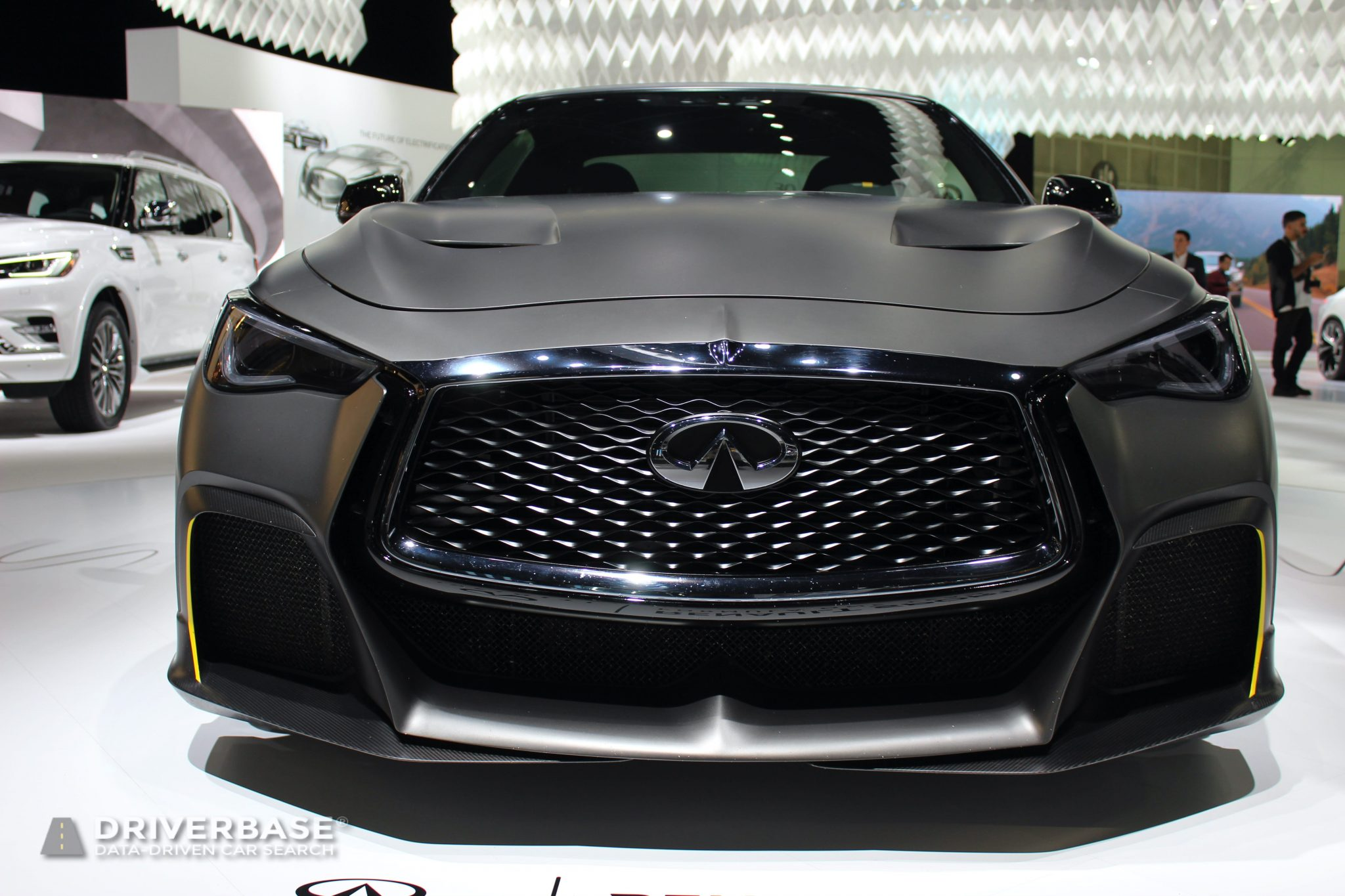 Infiniti Project Black S at the 2019 Los Angeles Auto Show