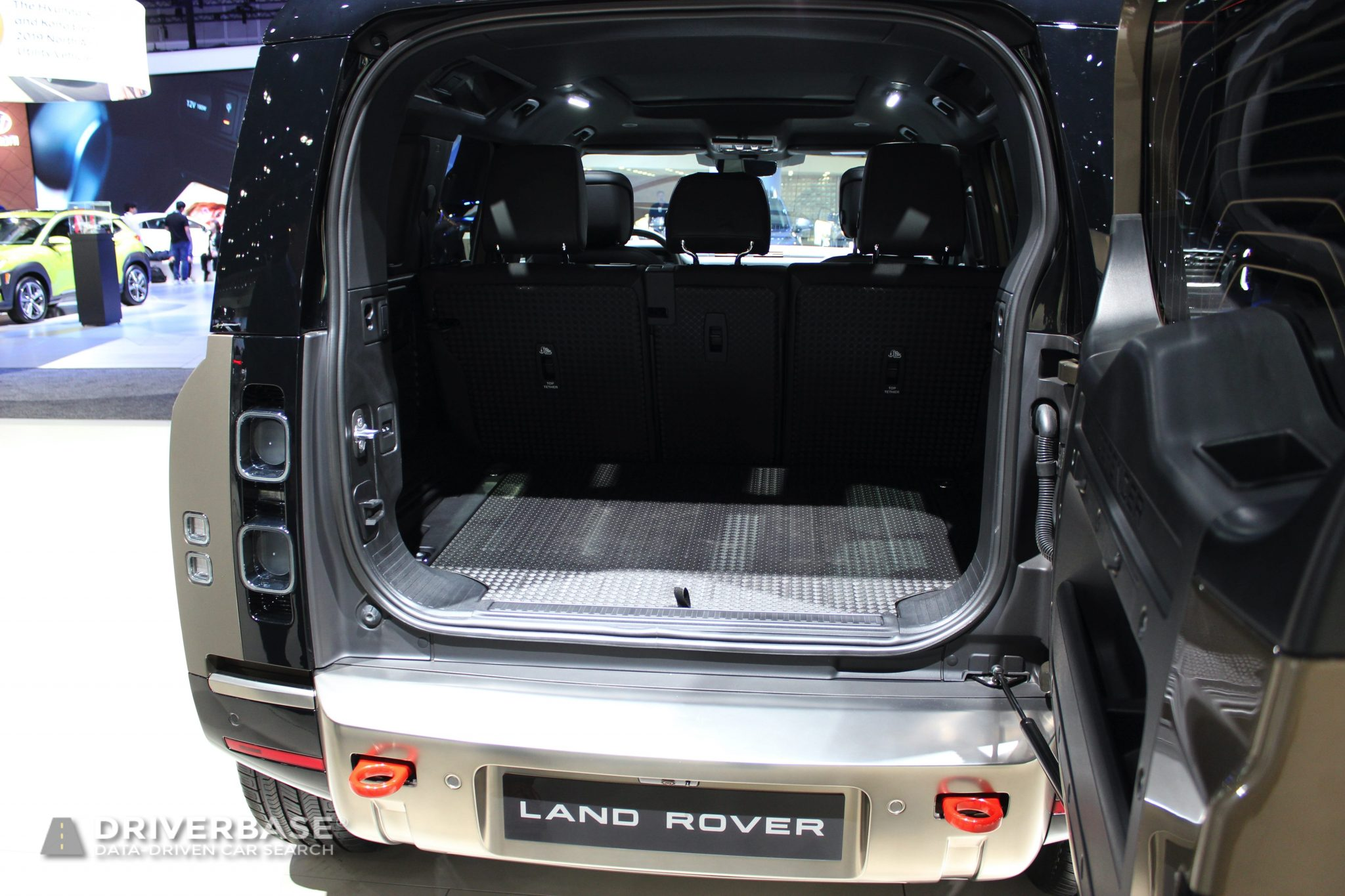 2020 Land Rover Defender 110 First Edition at the 2019 Los Angeles Auto Show