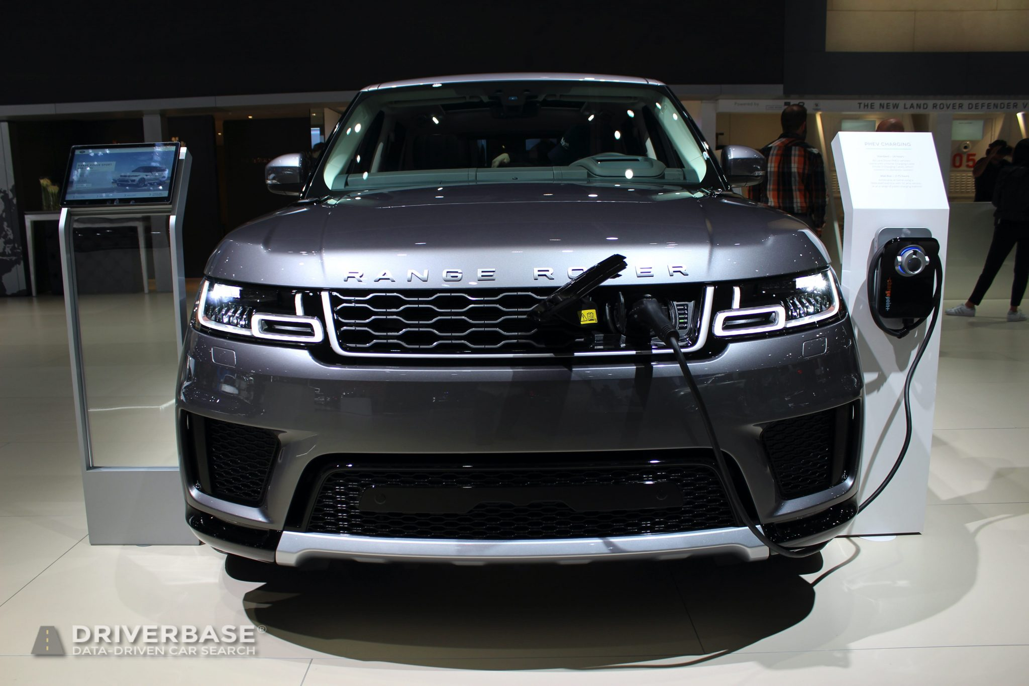 2020 Land Rover Range Rover Sport P400 HSE at the 2019 Los Angeles Auto Show