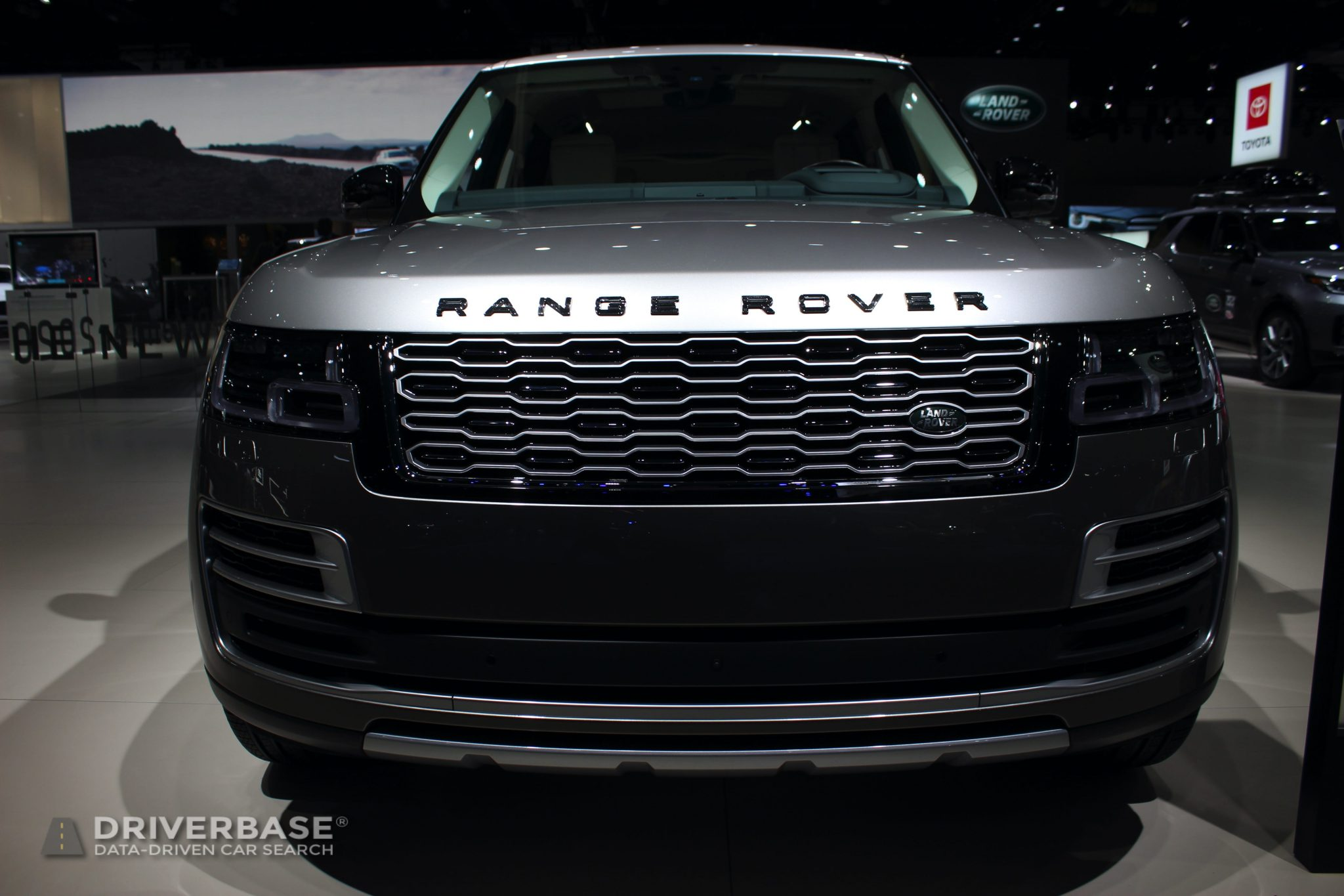 2020 Land Rover Range Rover at the 2019 Los Angeles Auto Show