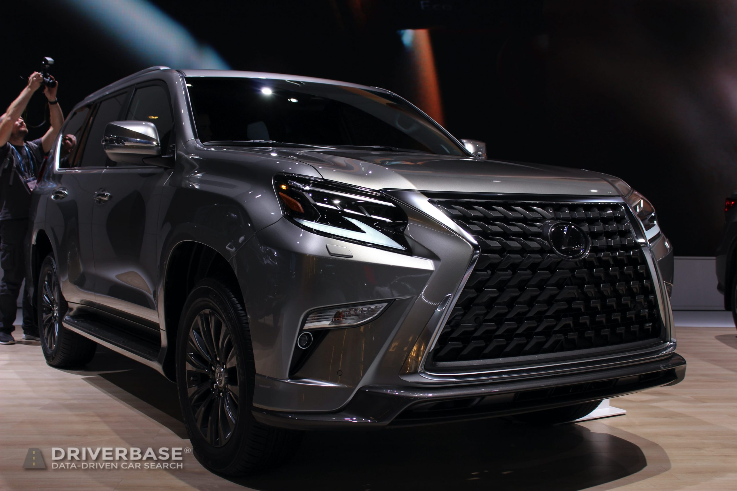 2020 Lexus GX 460 at the 2019 Los Angeles Auto Show