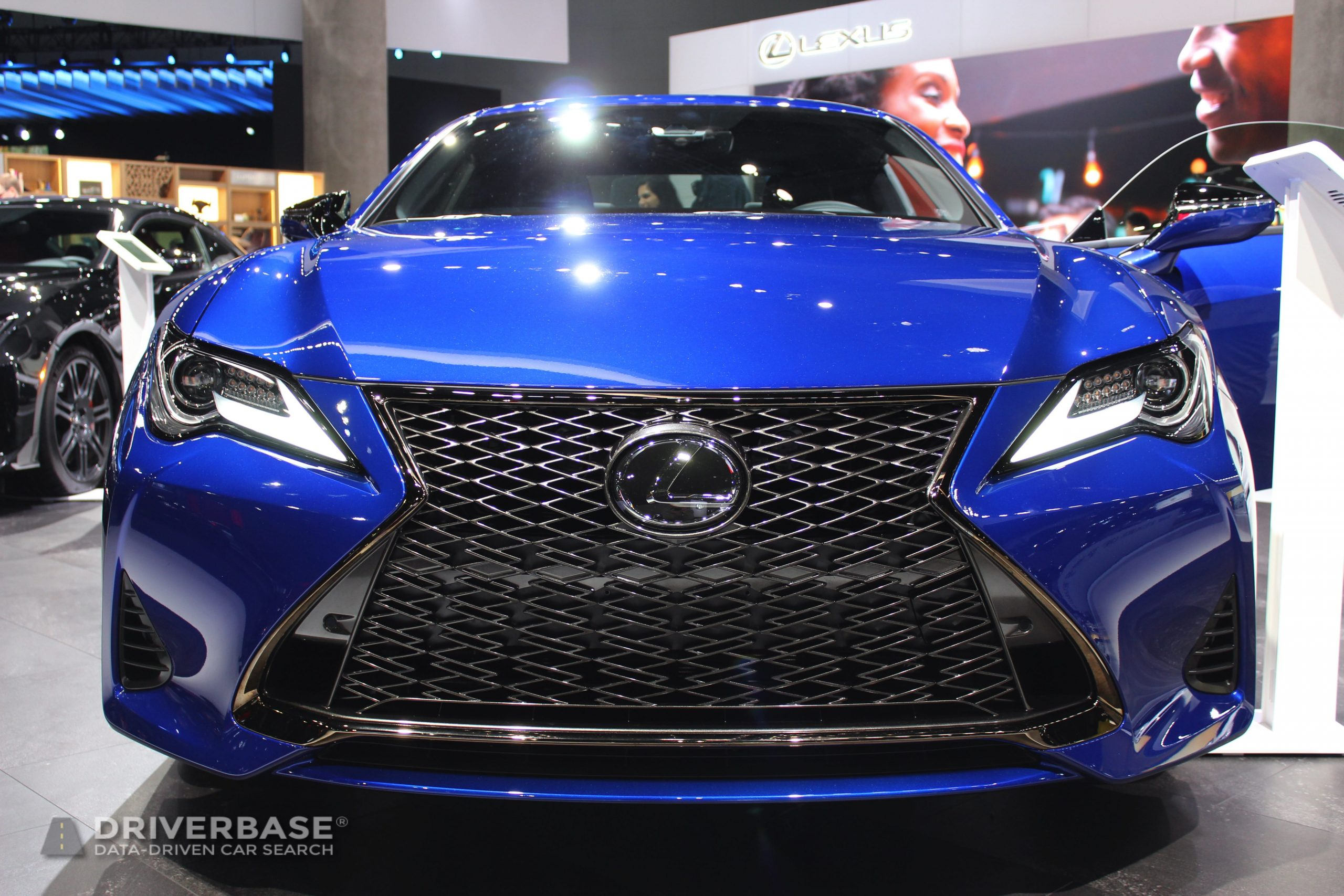 2020 Lexus RC 300 F Sport at the 2019 Los Angeles Auto Show