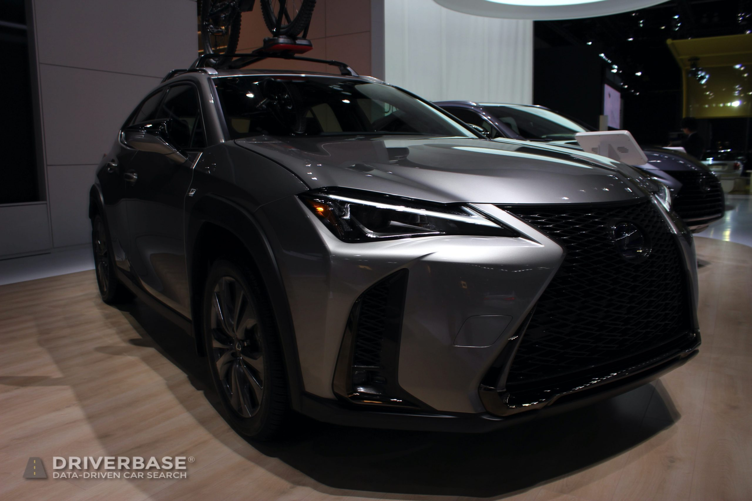 2020 Lexus UX 250h F Sport at the 2019 Los Angeles Auto Show