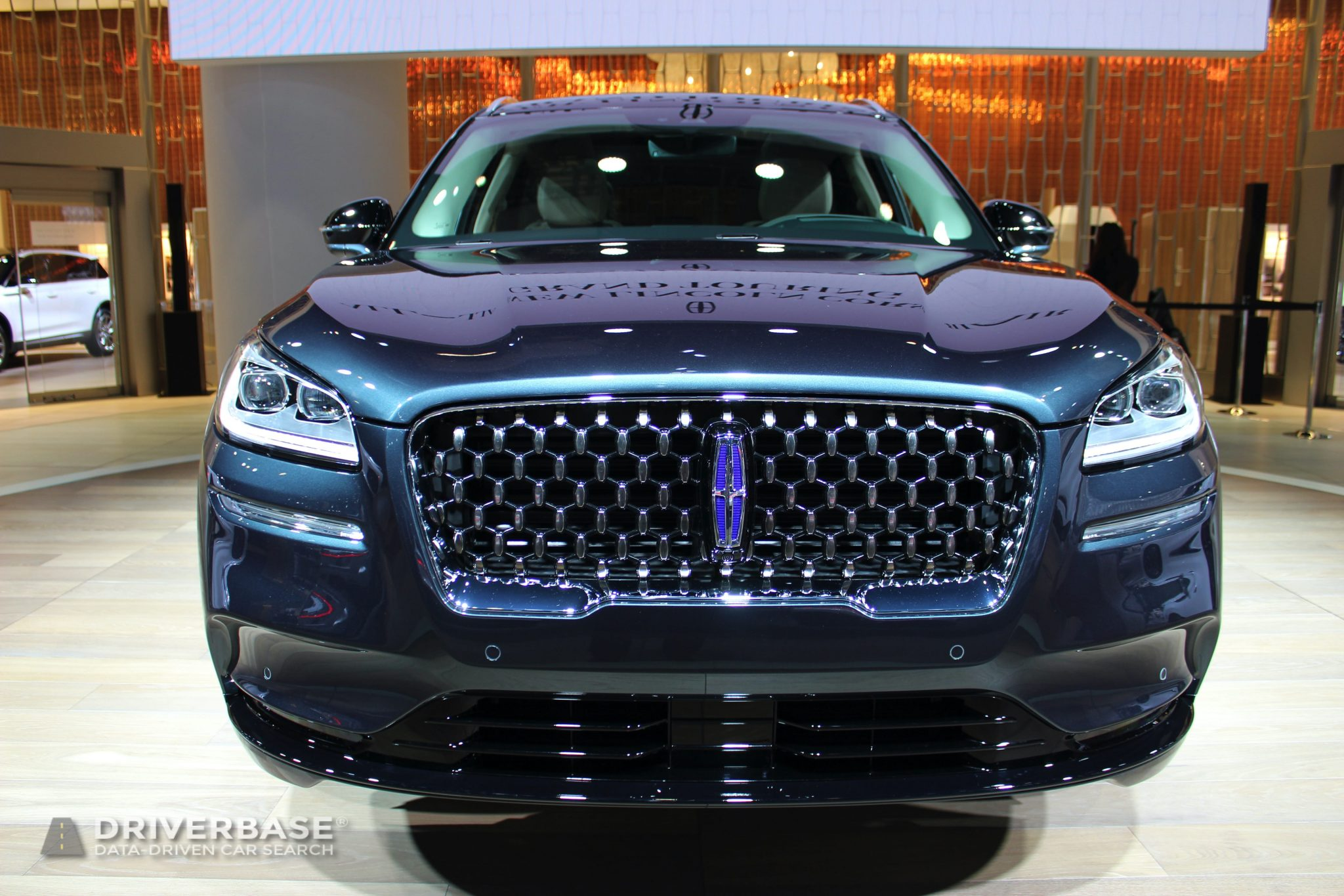 2020 Lincoln Corsair at the 2019 Los Angeles Auto Show