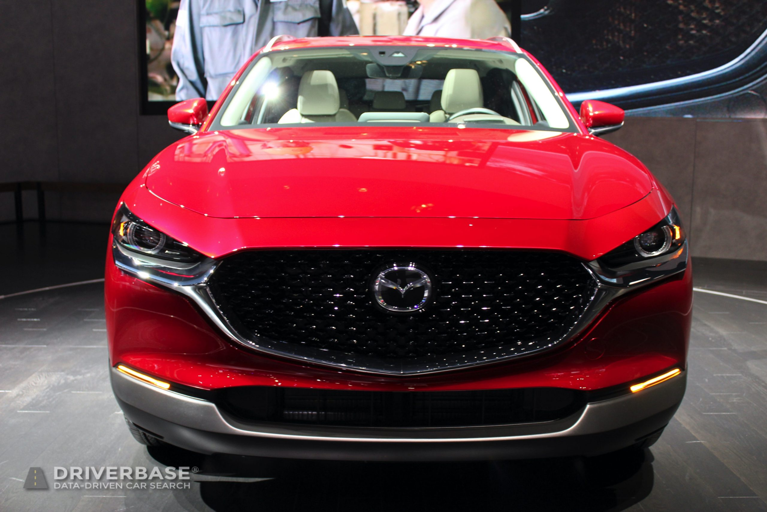 2020 Mazda CX-30 at the 2019 Los Angeles Auto Show