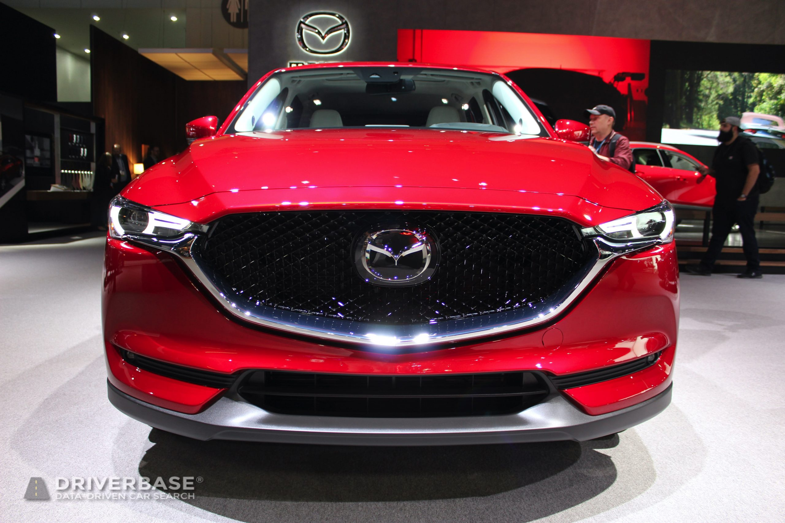 2020 Mazda CX-5 at the 2019 Los Angeles Auto Show