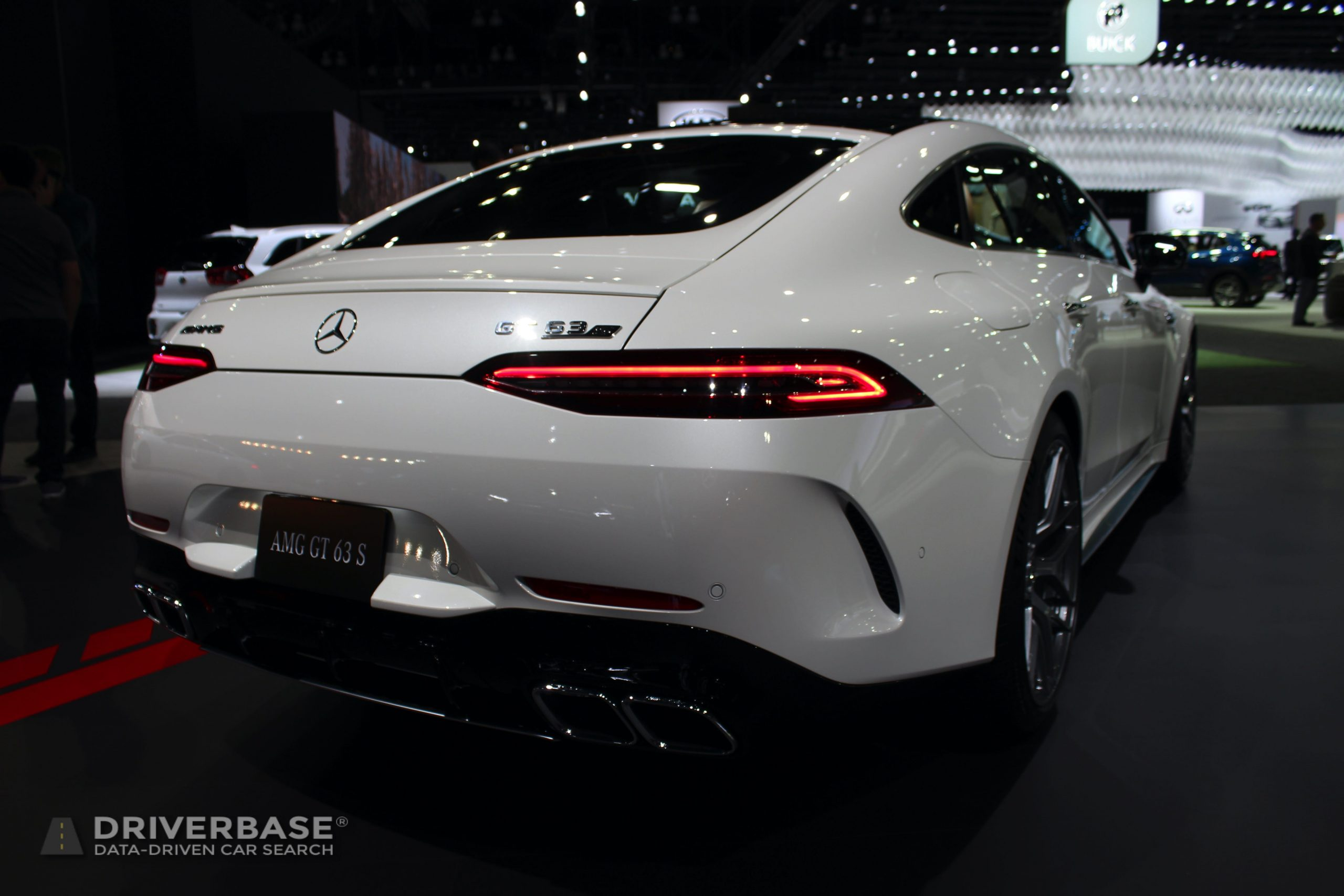 2020 Mercedes-Benz AMG GT 63 S at the 2019 Los Angeles Auto Show