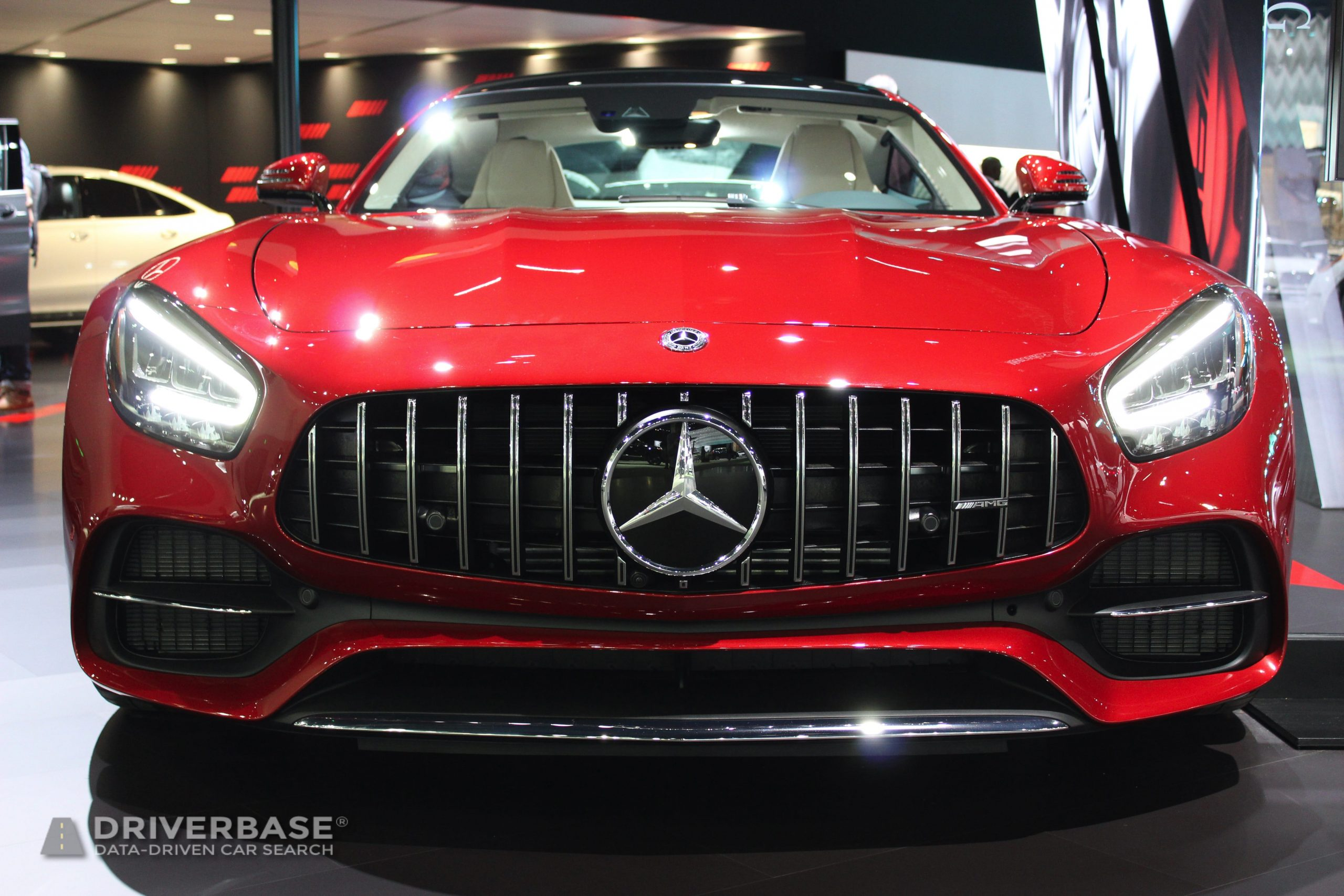 2020 Mercedes-Benz AMG GT C at the 2019 Los Angeles Auto Show