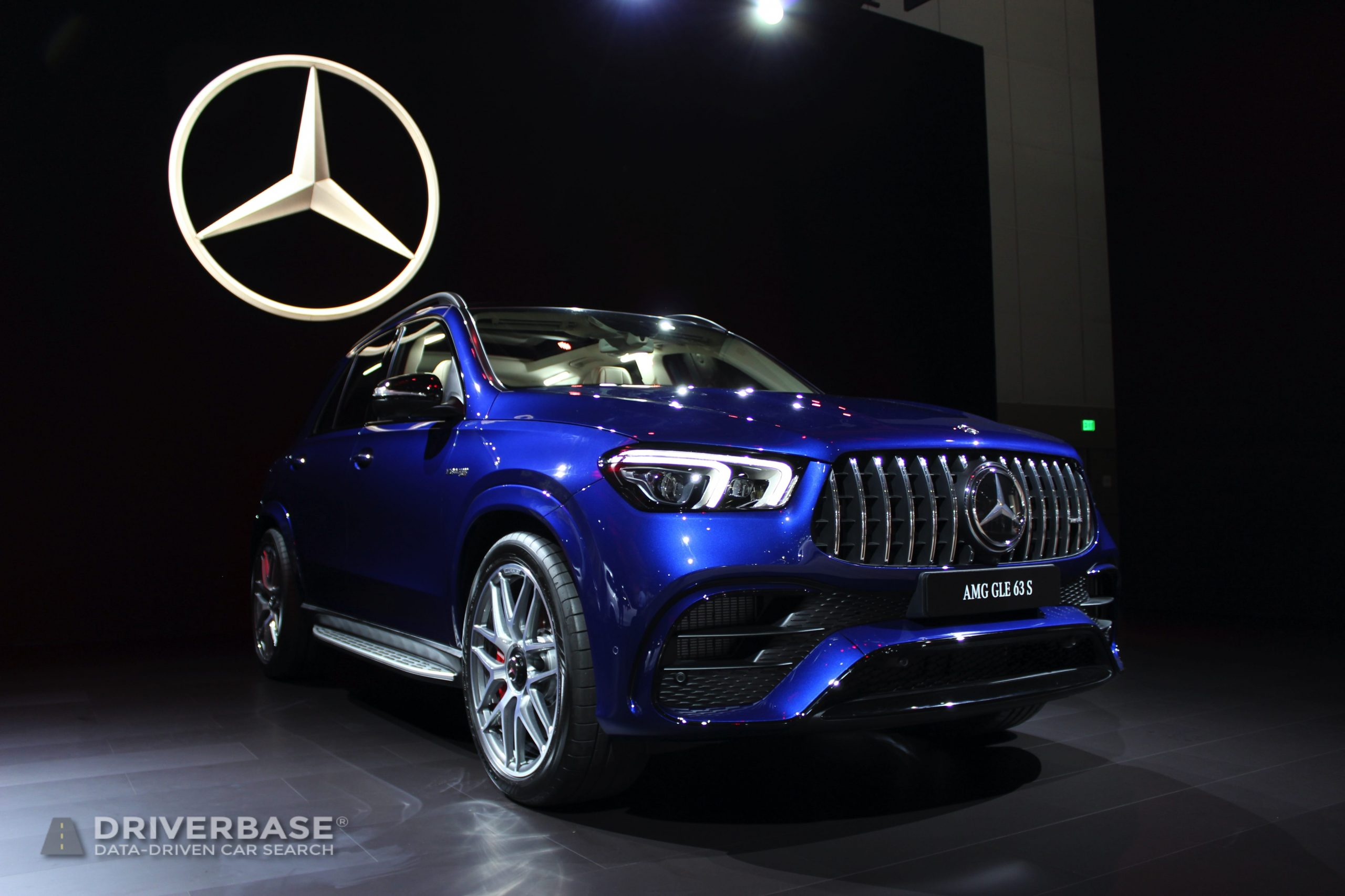 2020 Mercedes-Benz AMG GLE 63 S at the 2019 Los Angeles Auto Show