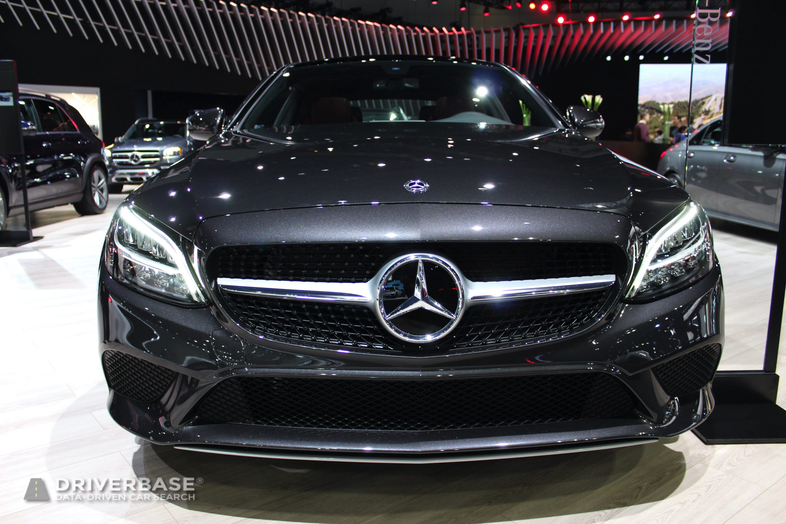2020 Mercedes-Benz C 300 Coupe at the 2019 Los Angeles Auto Show