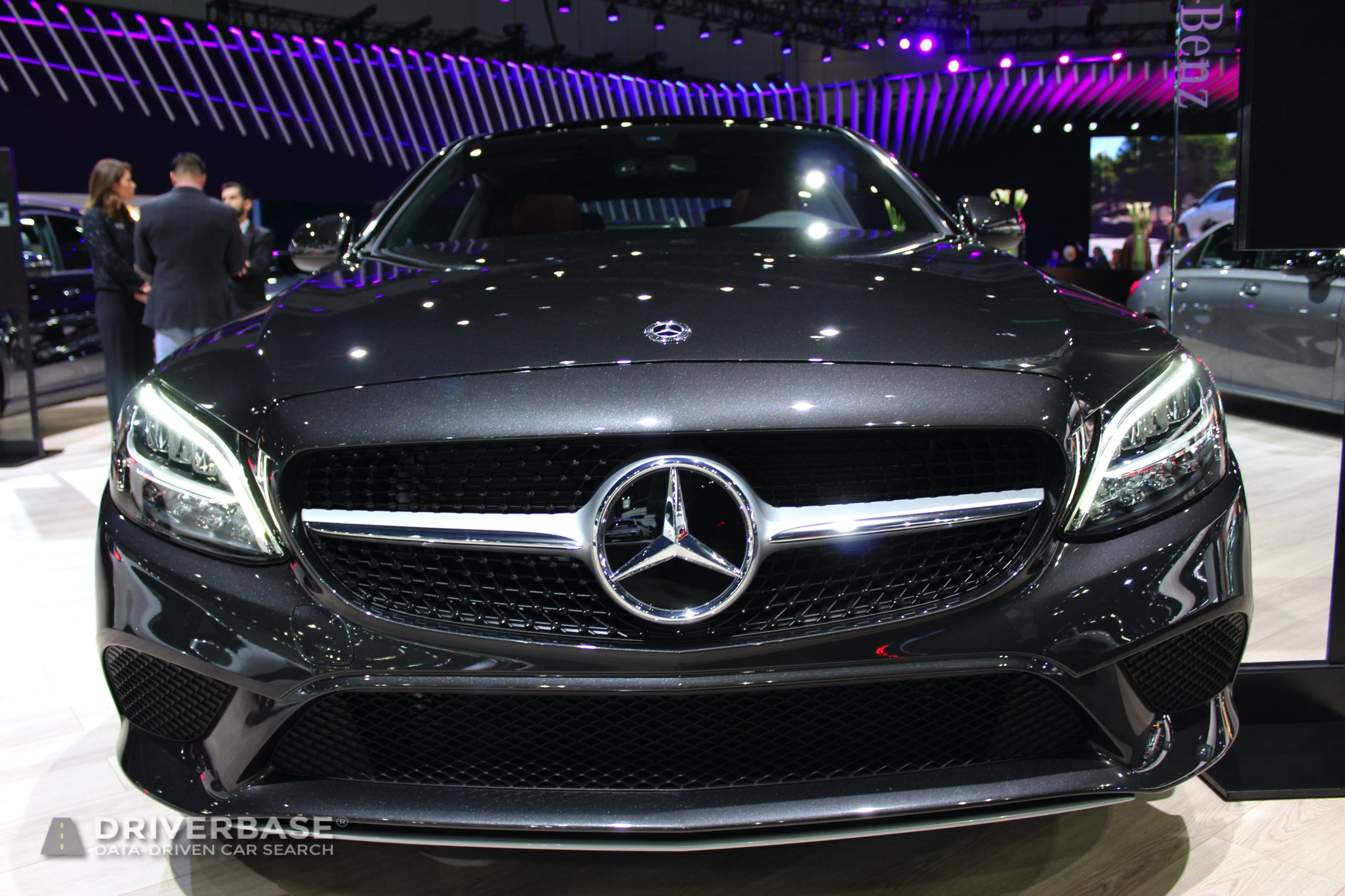 2020 Mercedes-Benz C 300 at the 2019 Los Angeles Auto Show