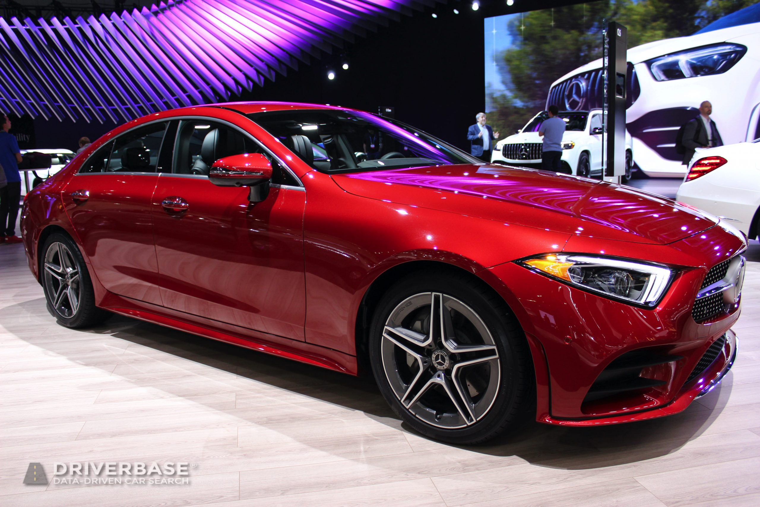 2020 Mercedes-Benz CLS 450 at the 2019 Los Angeles Auto Show