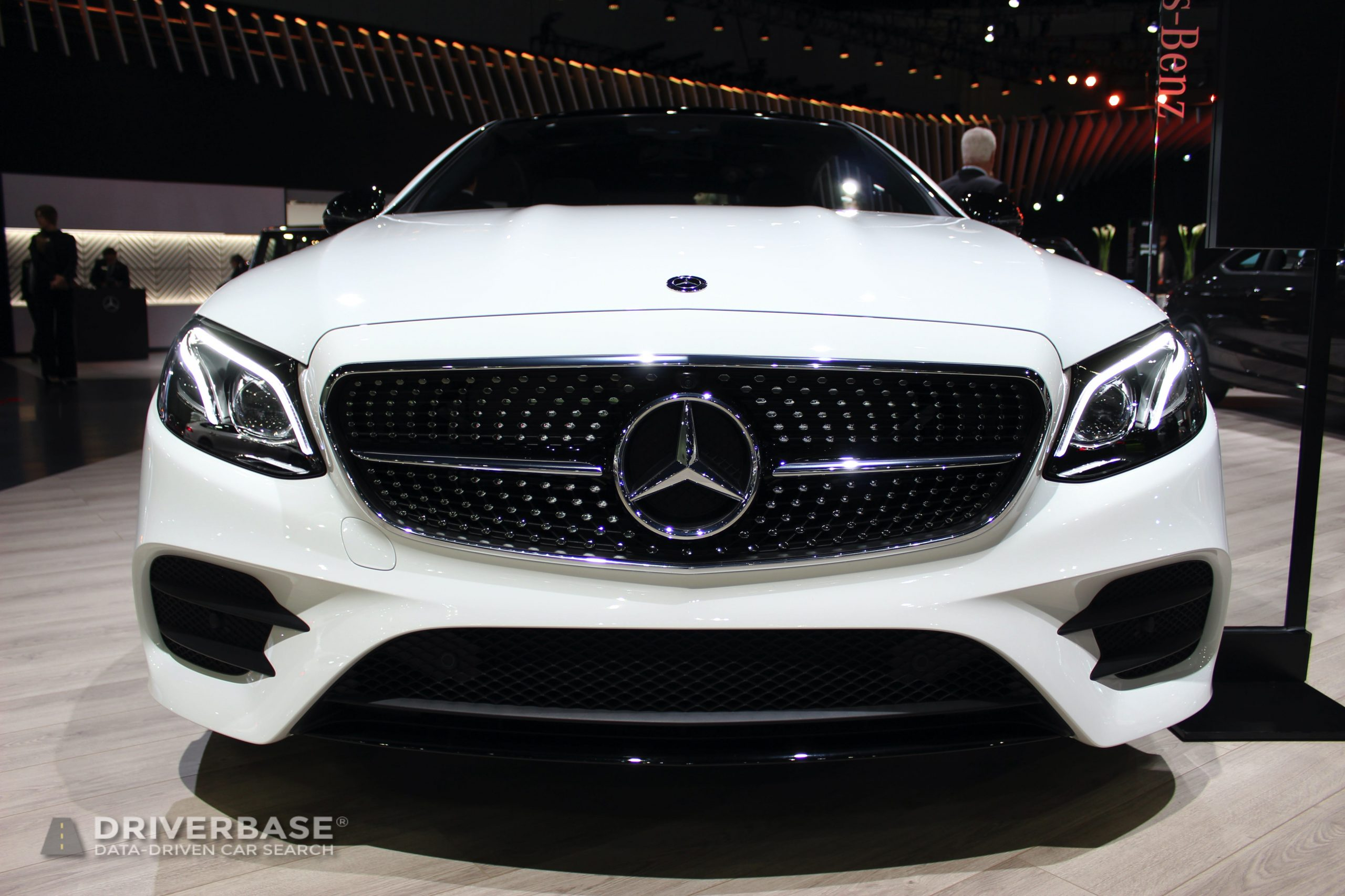 2020 Mercedes-Benz E 450 Coupe at the 2019 Los Angeles Auto Show