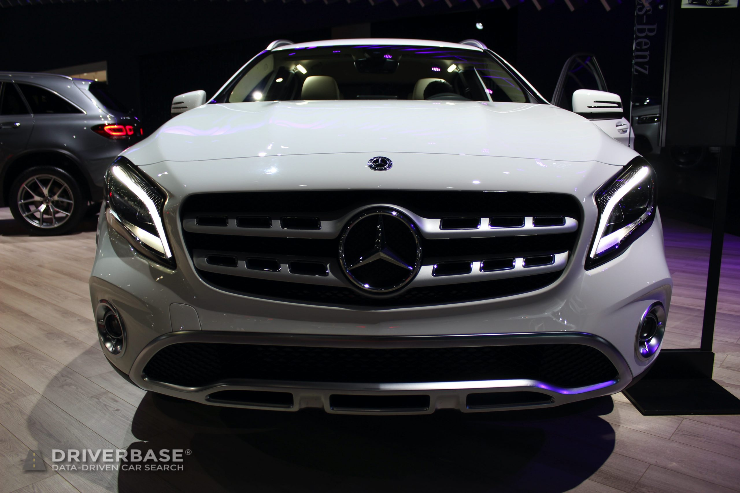2020 Mercedes-Benz GLA 250 at the 2019 Los Angeles Auto Show