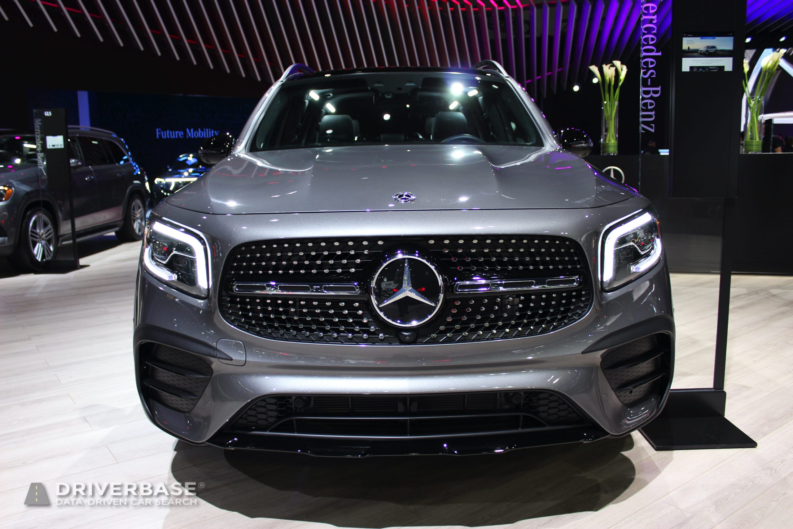 2020 Mercedes-Benz GLB 250 at the 2019 Los Angeles Auto Show