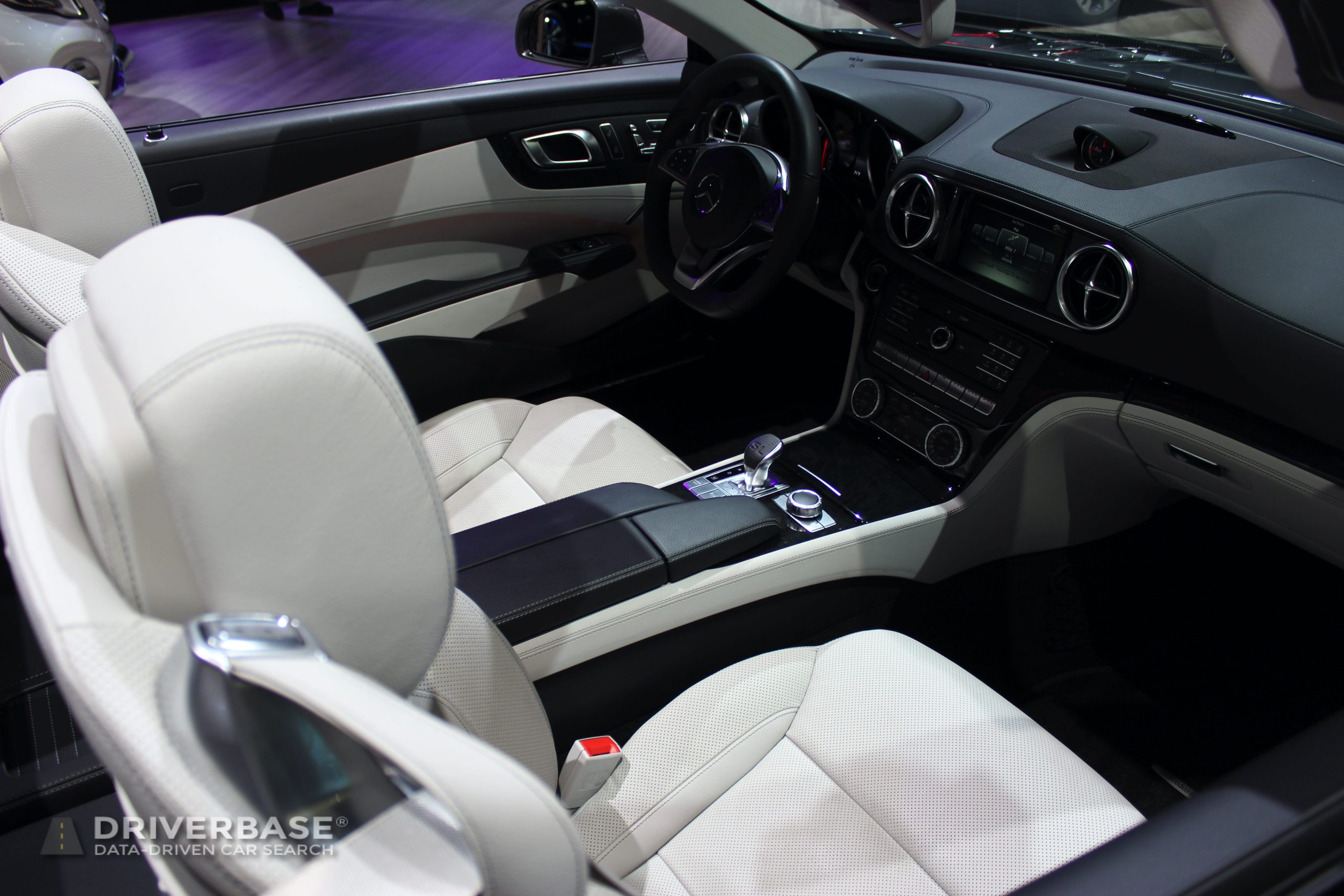 2020 Mercedes-Benz SL 450 at the 2019 Los Angeles Auto Show