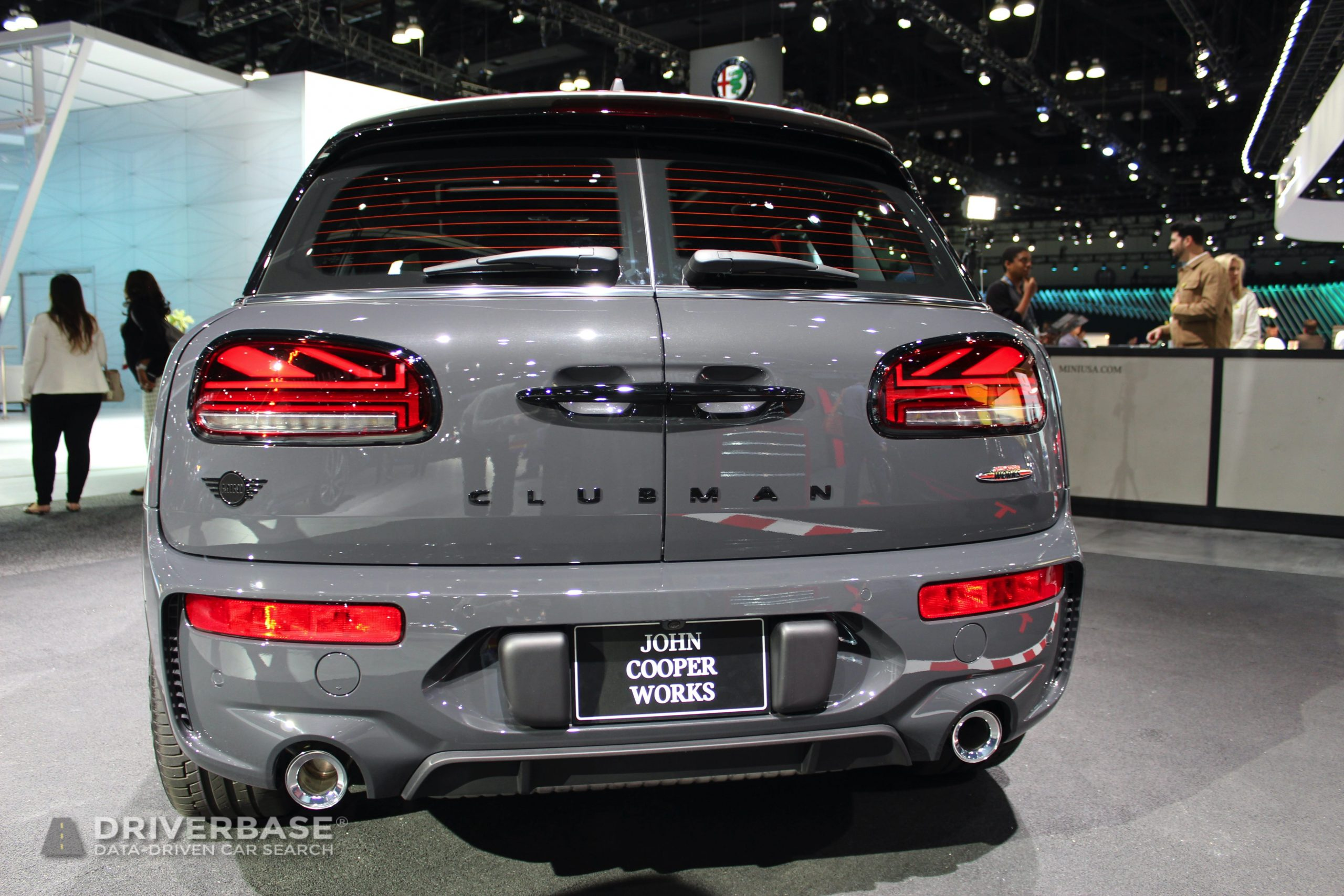 2020 MINI Clubman John Cooper Works at the 2019 Los Angeles Auto Show