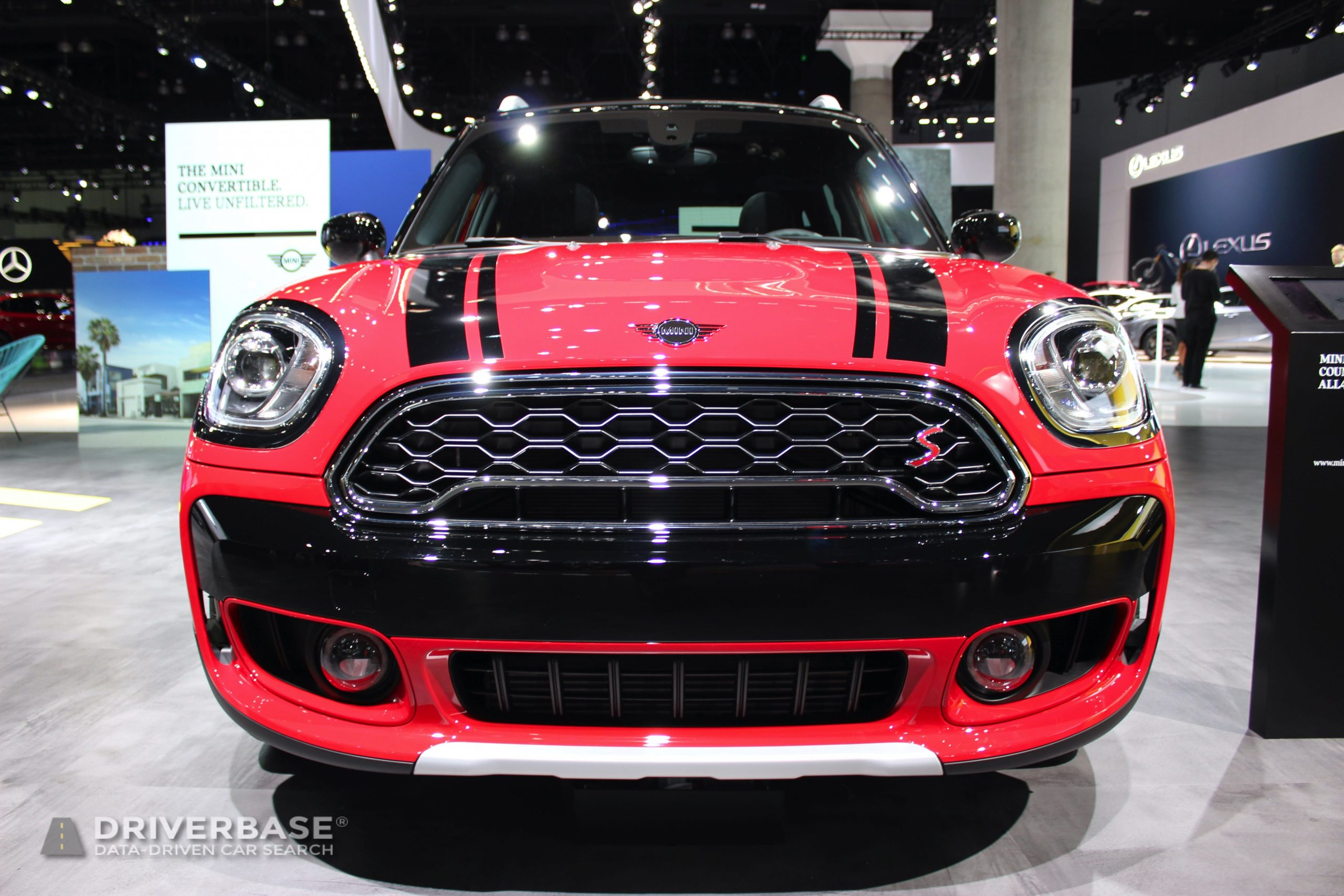 2020 MINI Cooper S Countryman at the 2019 Los Angeles Auto Show