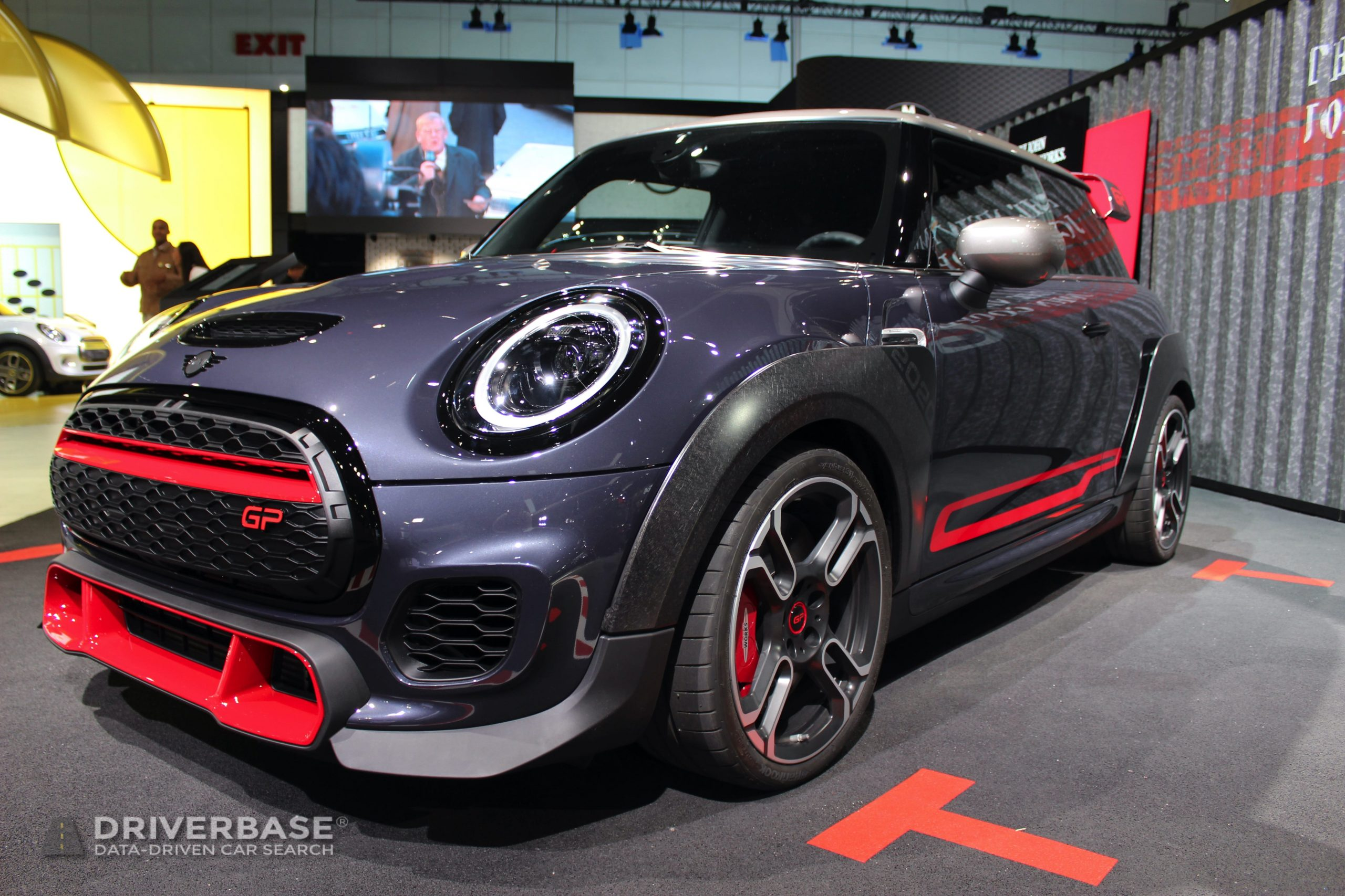 2020 MINI John Cooper Works GP at the 2019 Los Angeles Auto Show