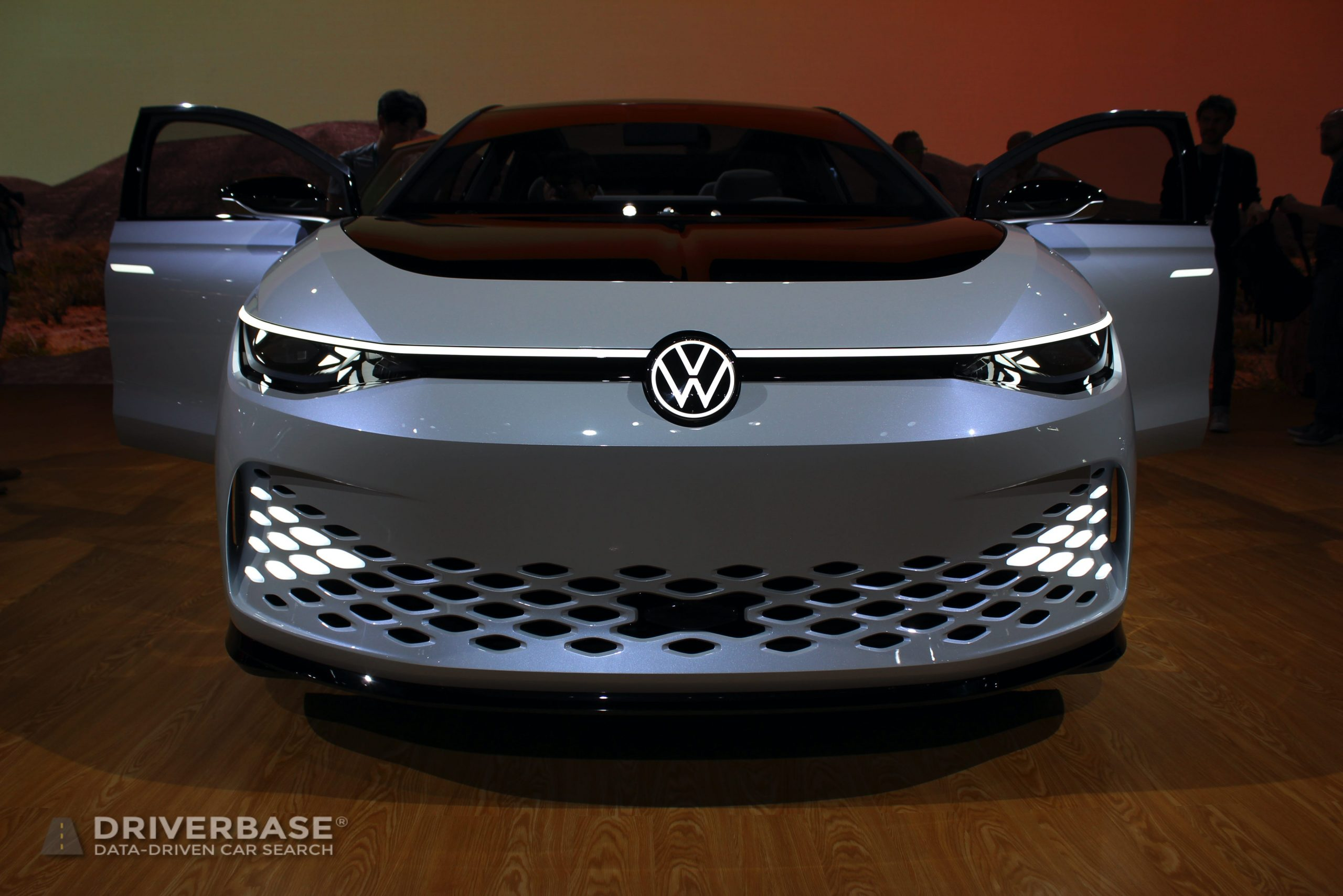 Volkswagen ID. Space Vizzion at the 2019 Los Angeles Auto Show