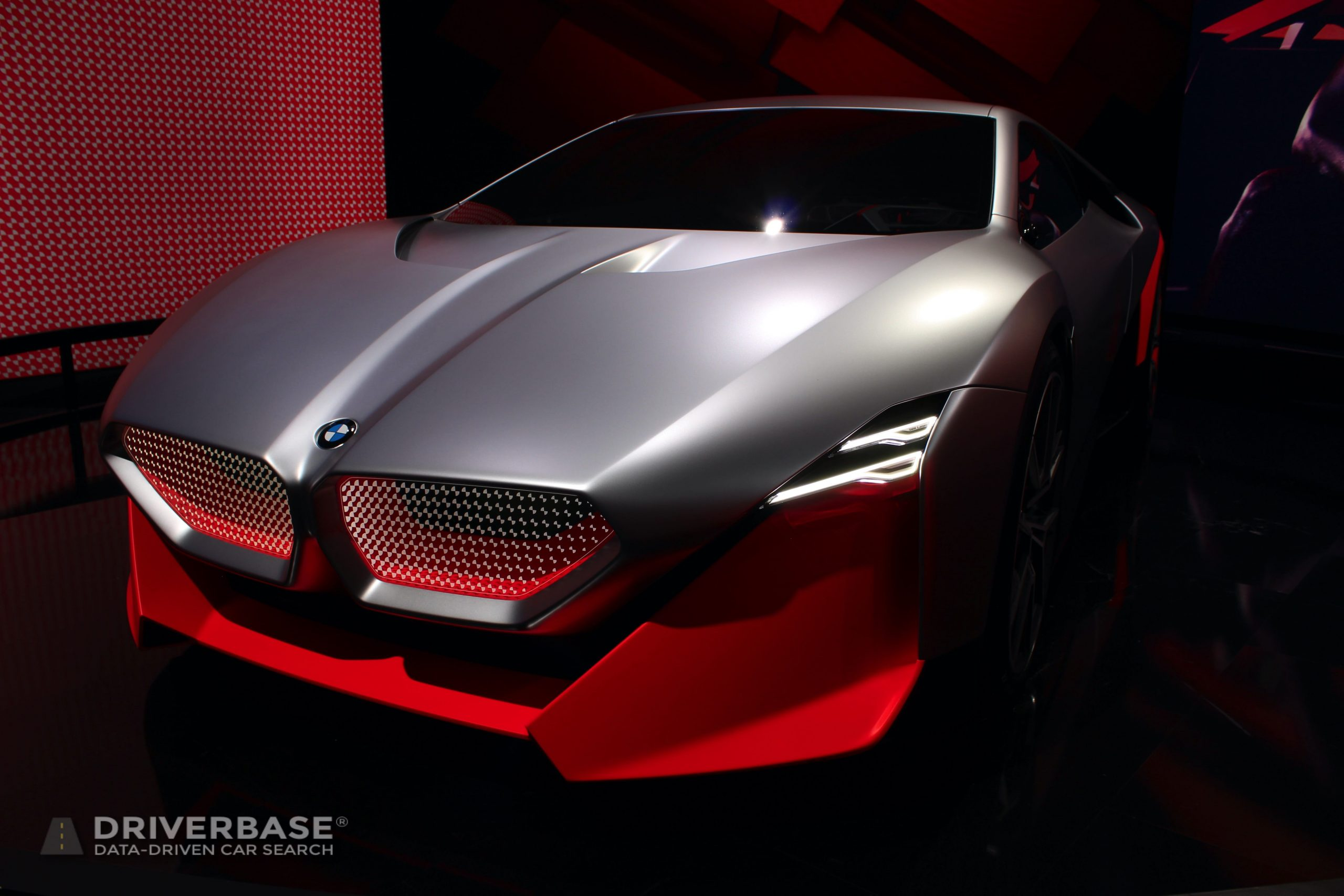 BMW Vision M Next at the 2019 Los Angeles Auto Show