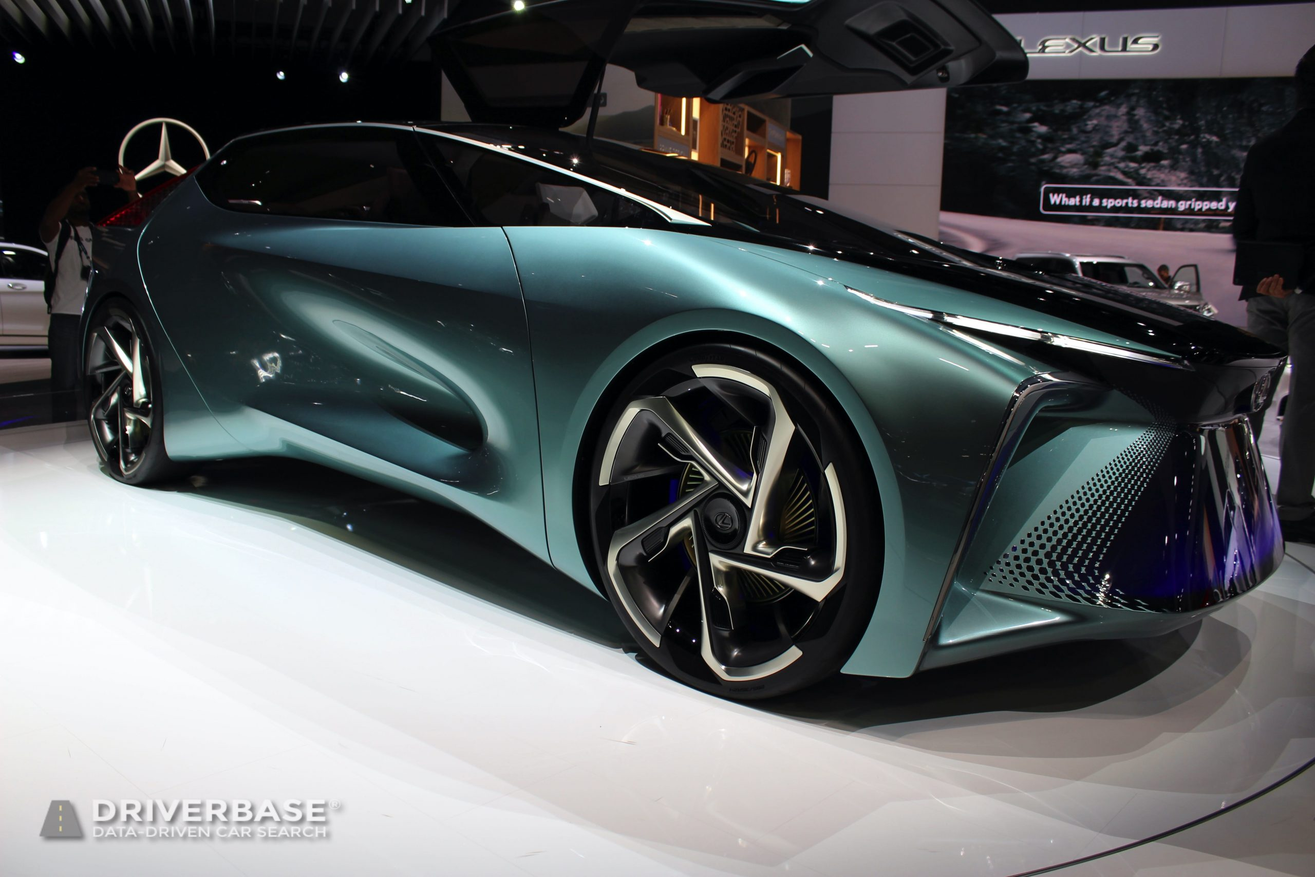 Lexus LF-30 at the 2019 Los Angeles Auto Show