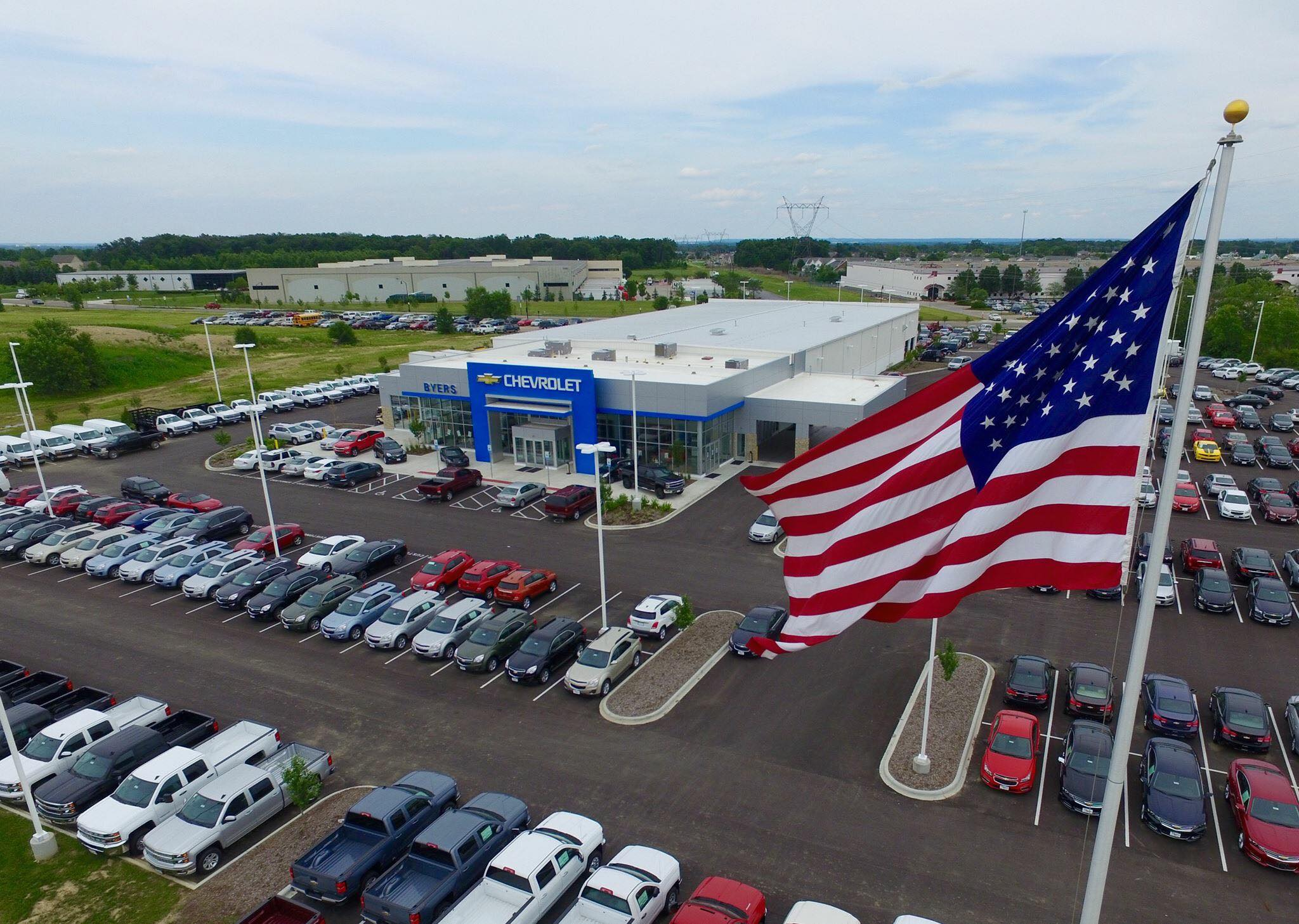 Byers Chevrolet of Grove City OH