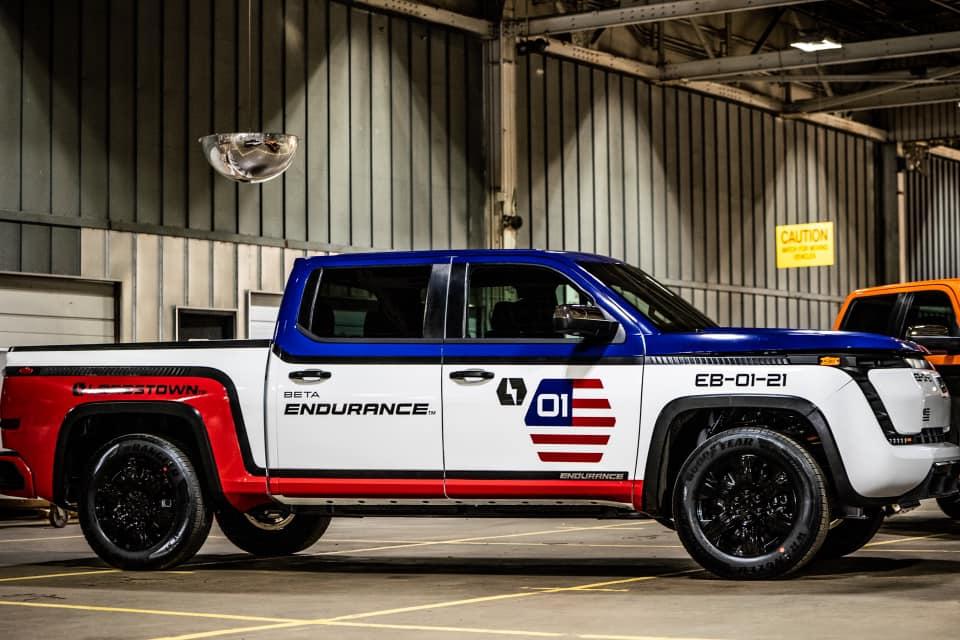 Lordstown Motors Endurance Electric Truck